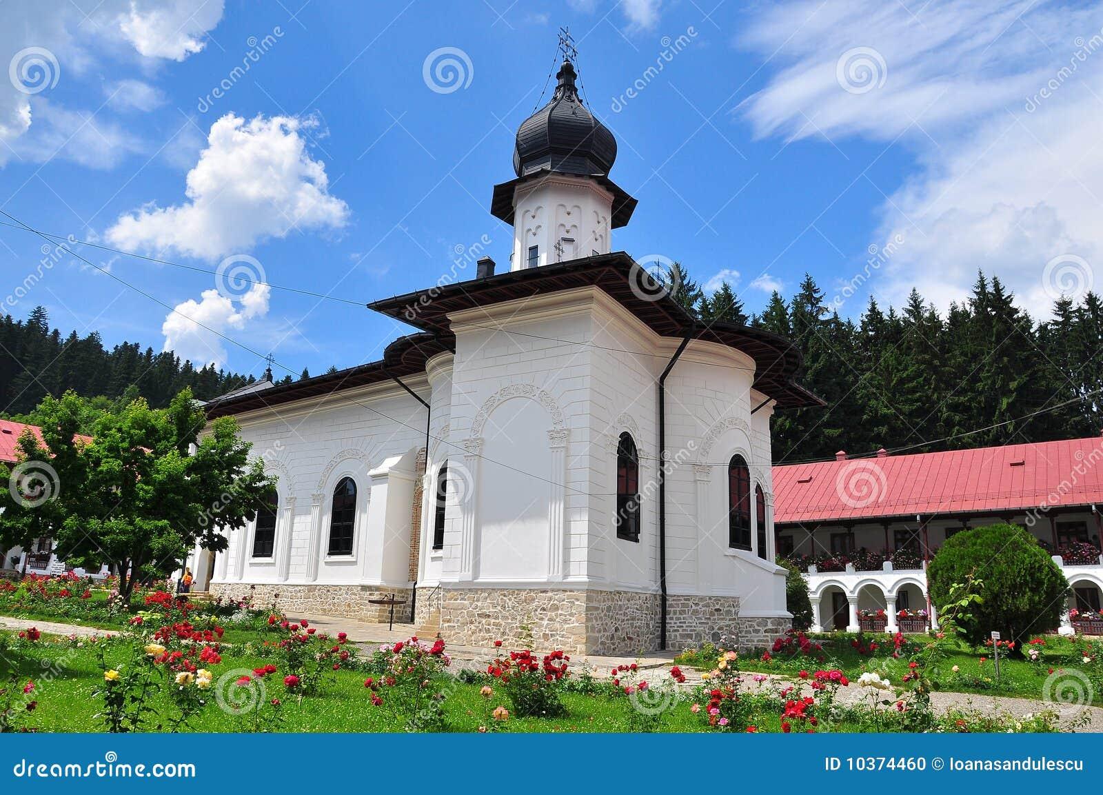 Monastério ortodoxo romeno