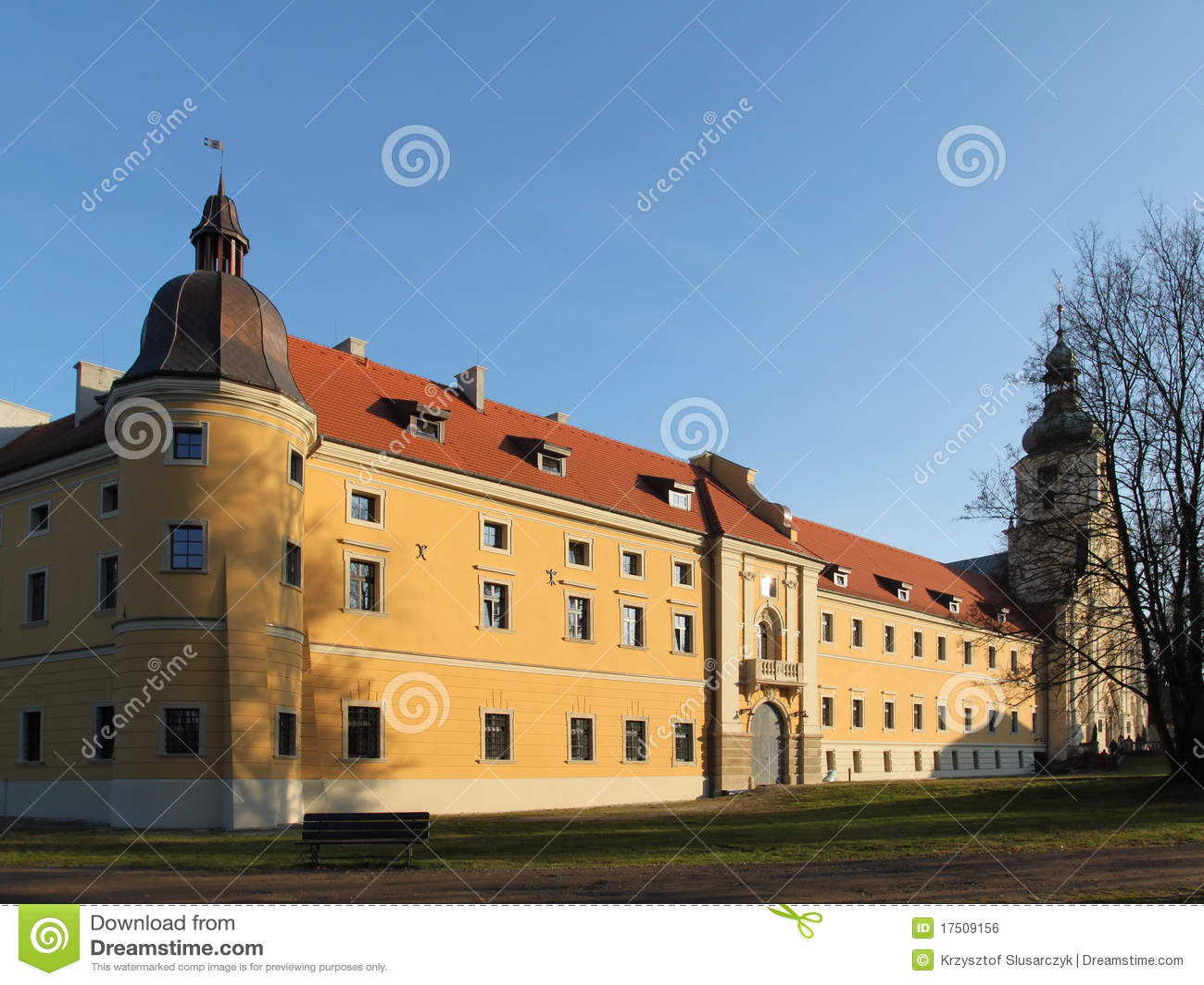 Monaster Poland