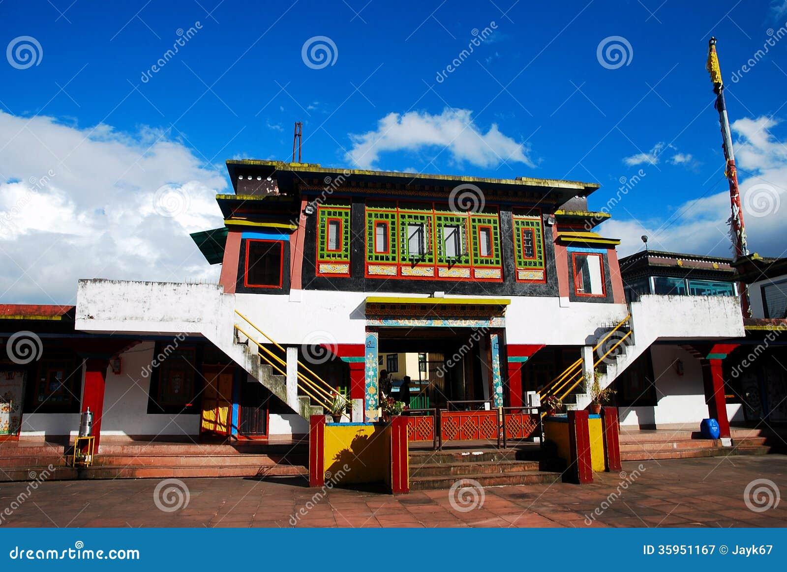Monasterio budista de Rumtek