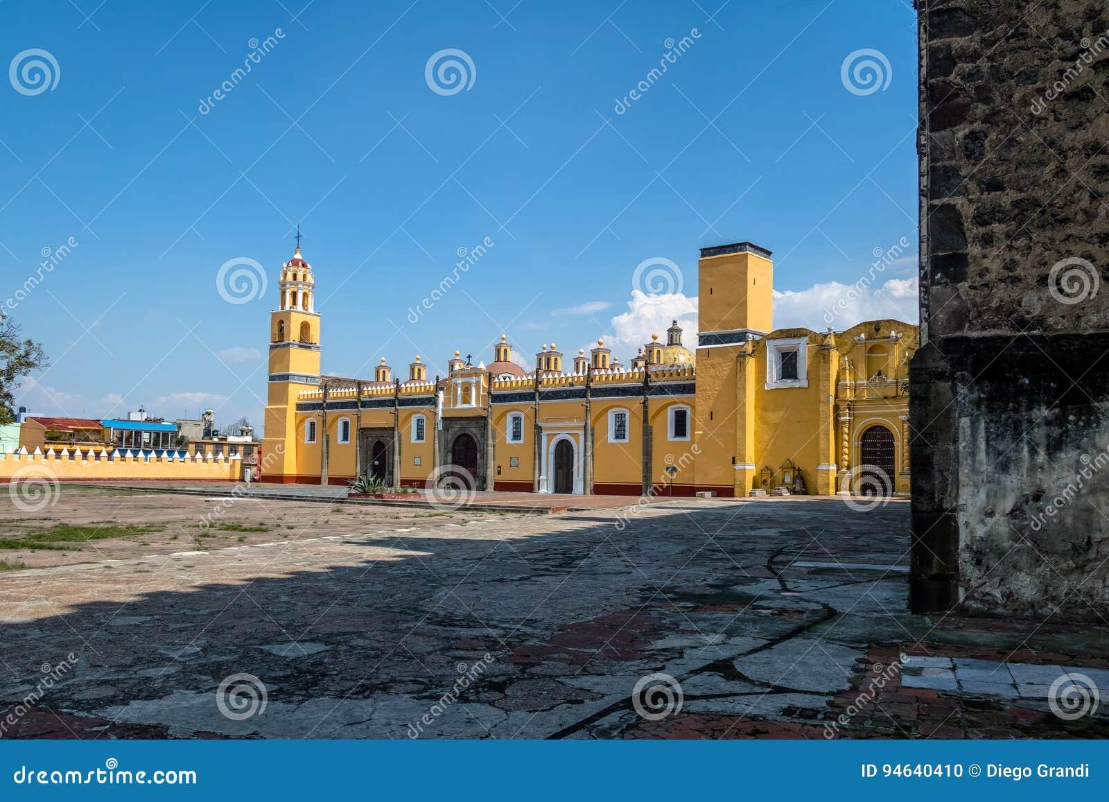 Monasterio Convento de San Gabriel - Cholula, Puebla, México de Gabriel Archangel del santo
