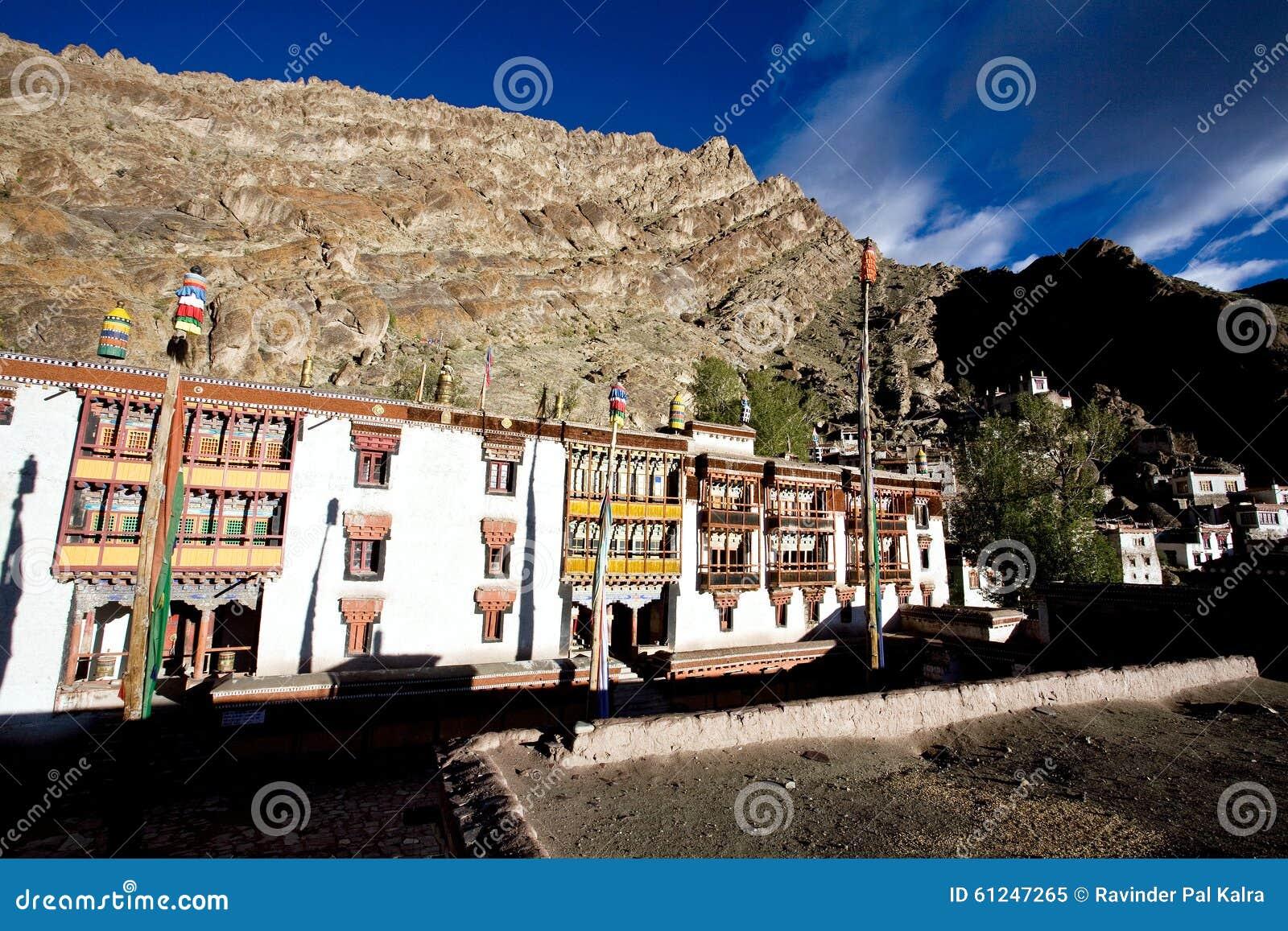 Monasterio de Hemis, Leh-Ladakh, Jammu y Cachemira, la India