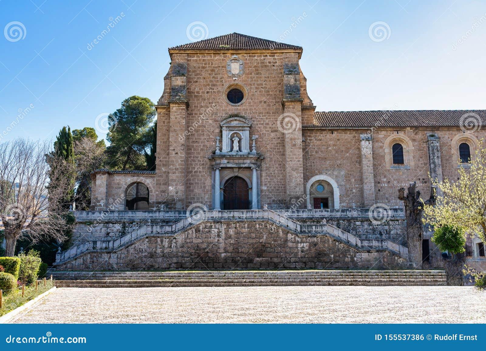 Monasterio de la Cartuja em Granada, a Andaluzia, Espanha