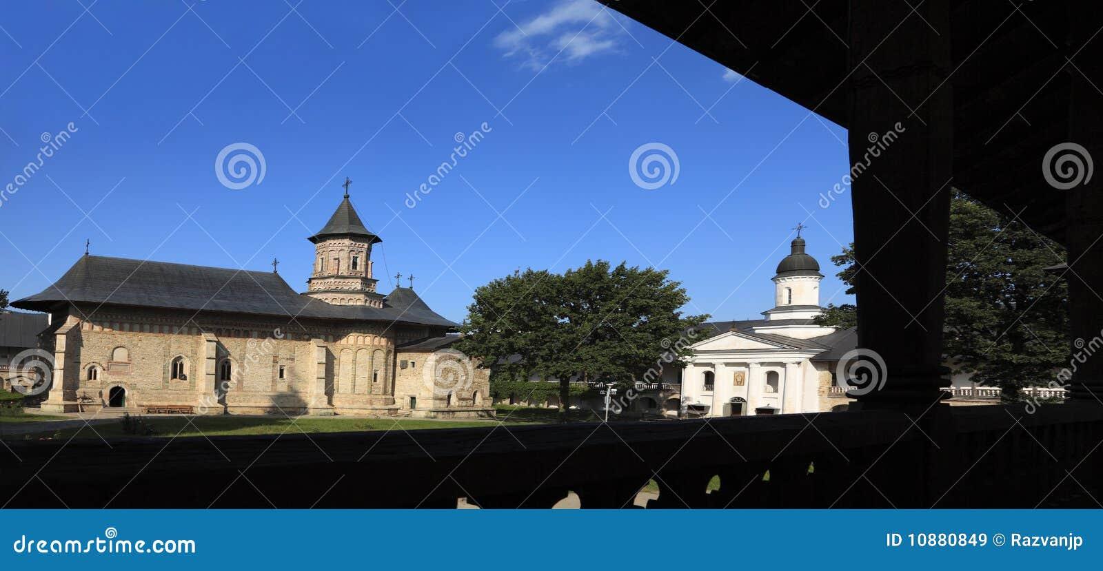 Monasterio de Neamt