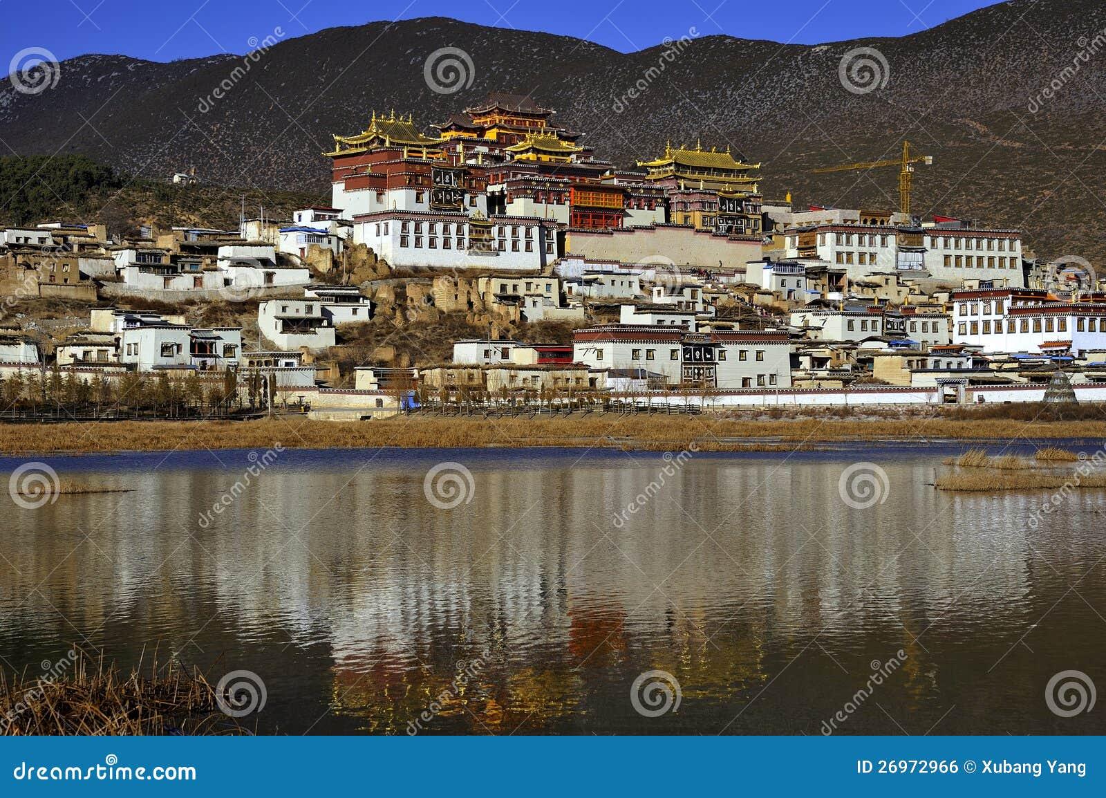 Monasterio de Songzanlin