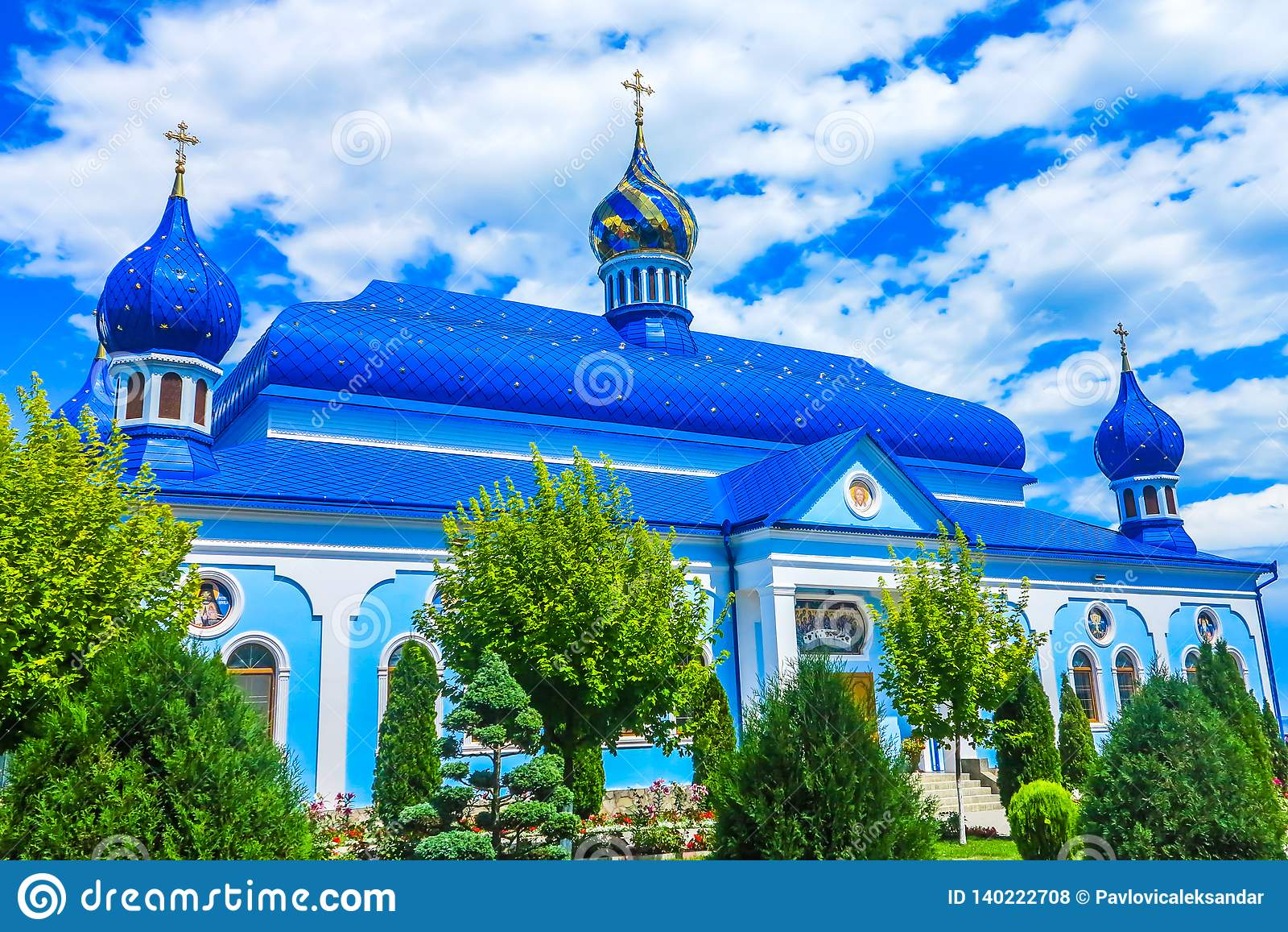 Monastero 10 di Cernivci Banchensky