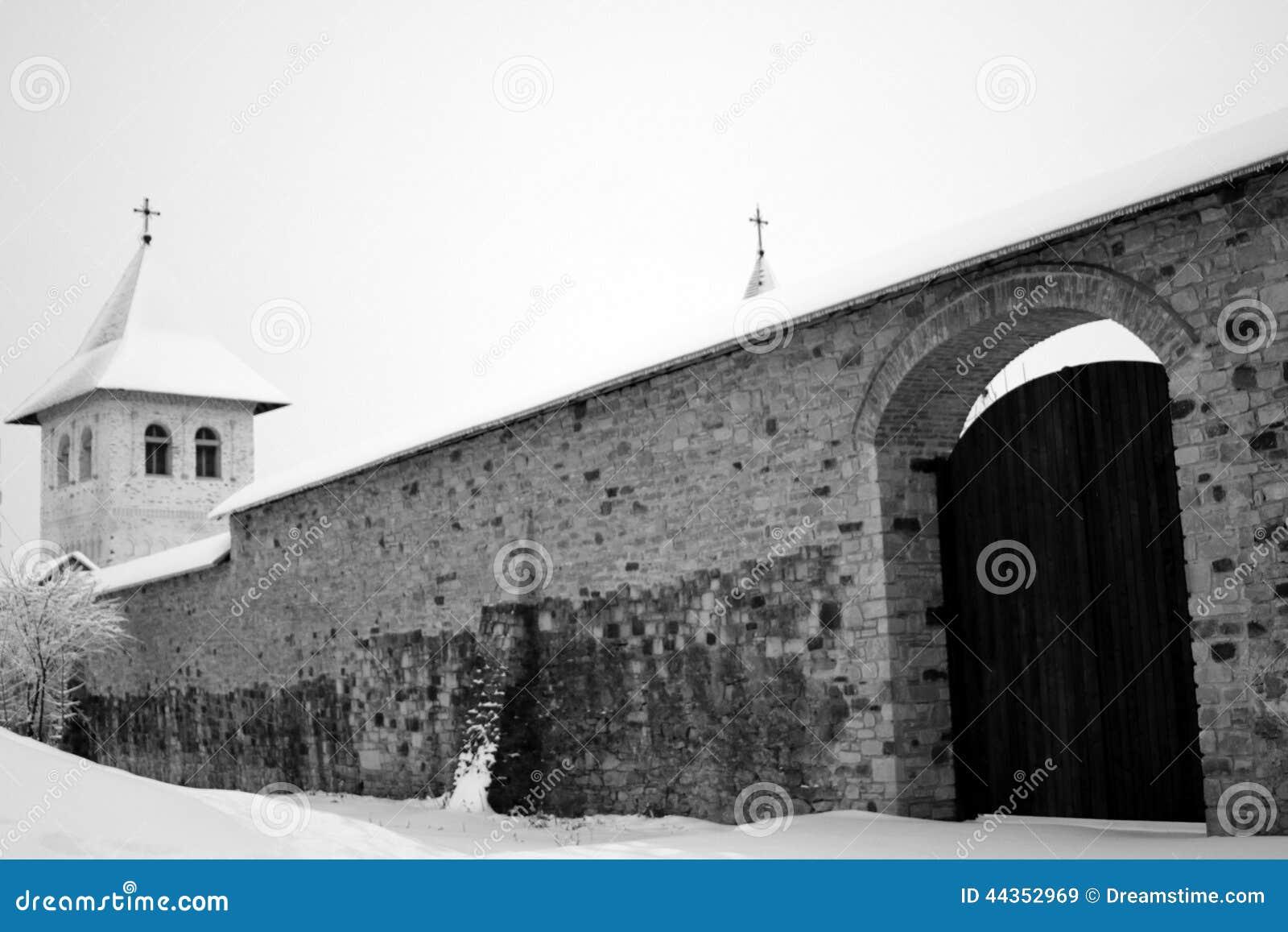 Monastero medioevale