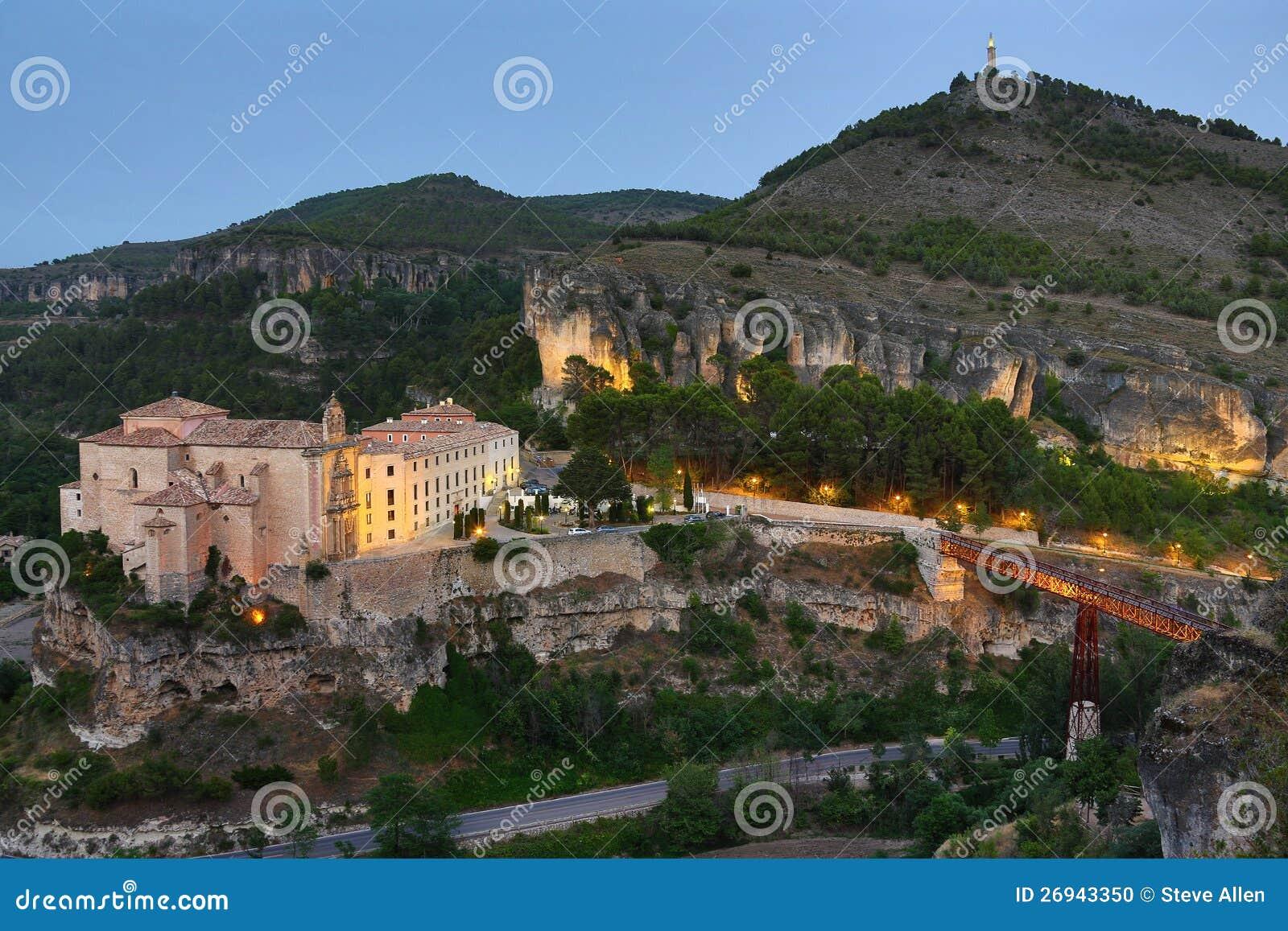 Monastery - Cuenca - Spain