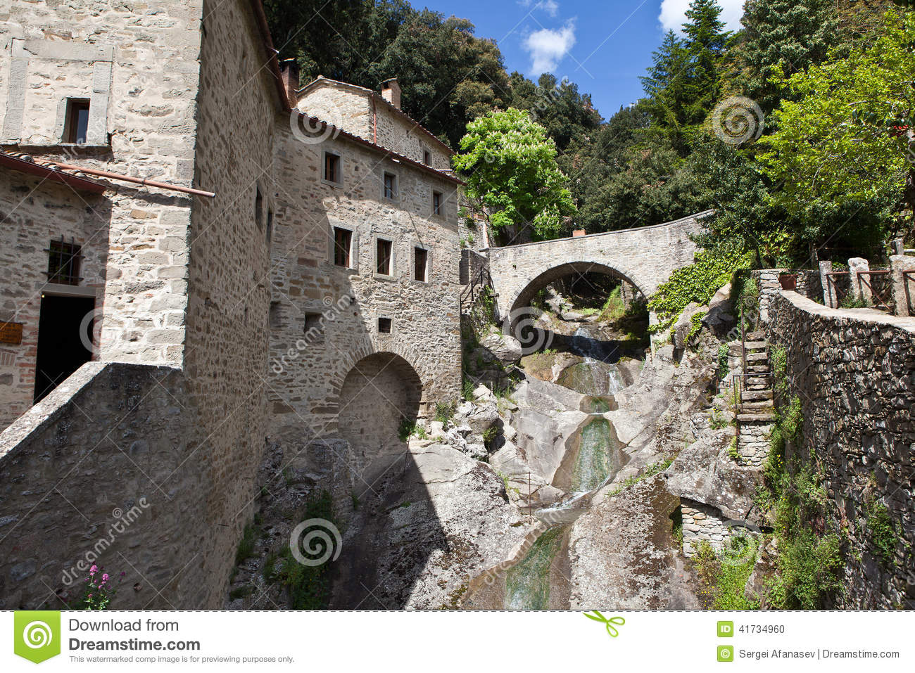 Monastery in le celle home near cortona the monastery was founded