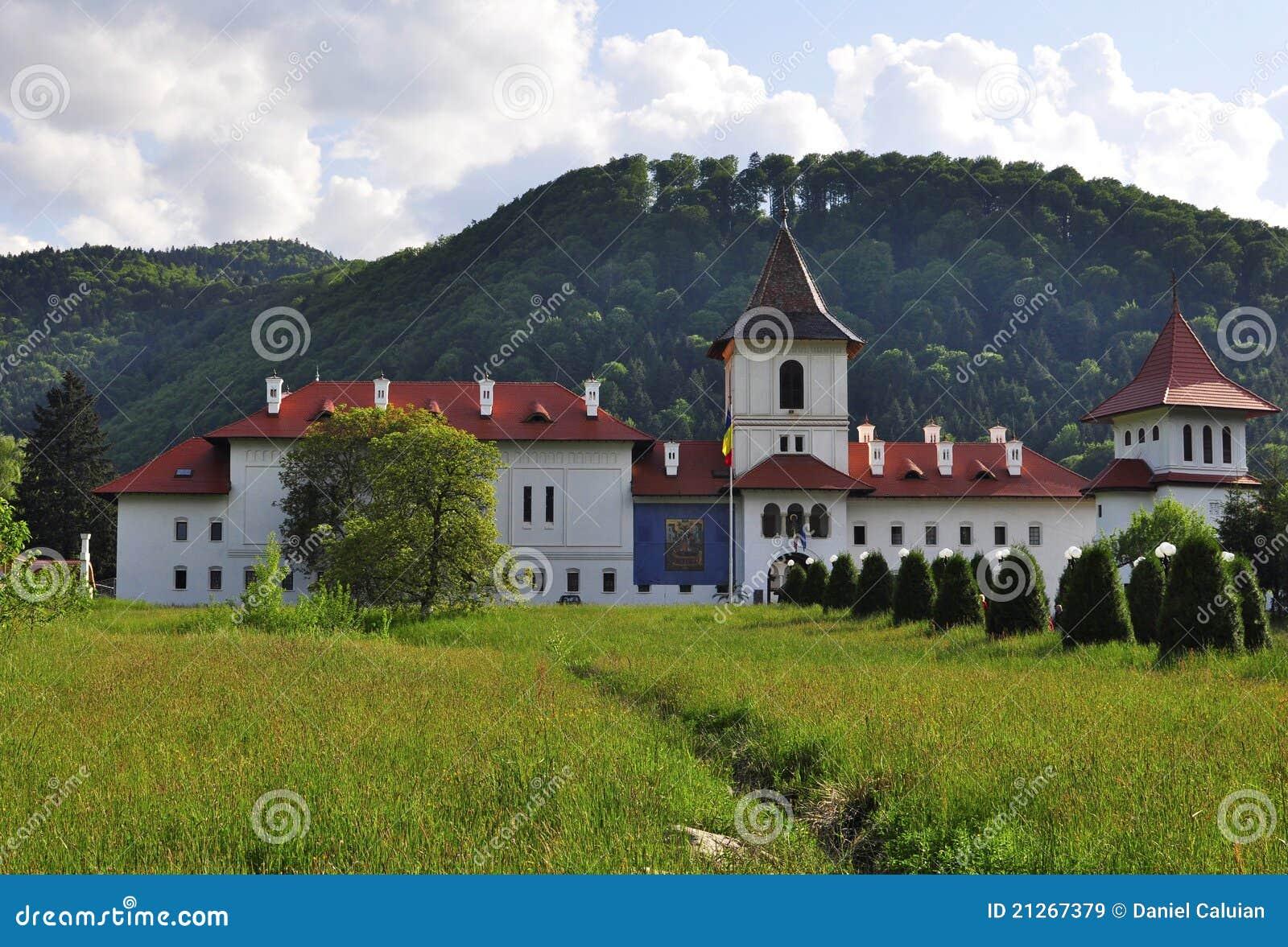 Monastery Sambata de Sus