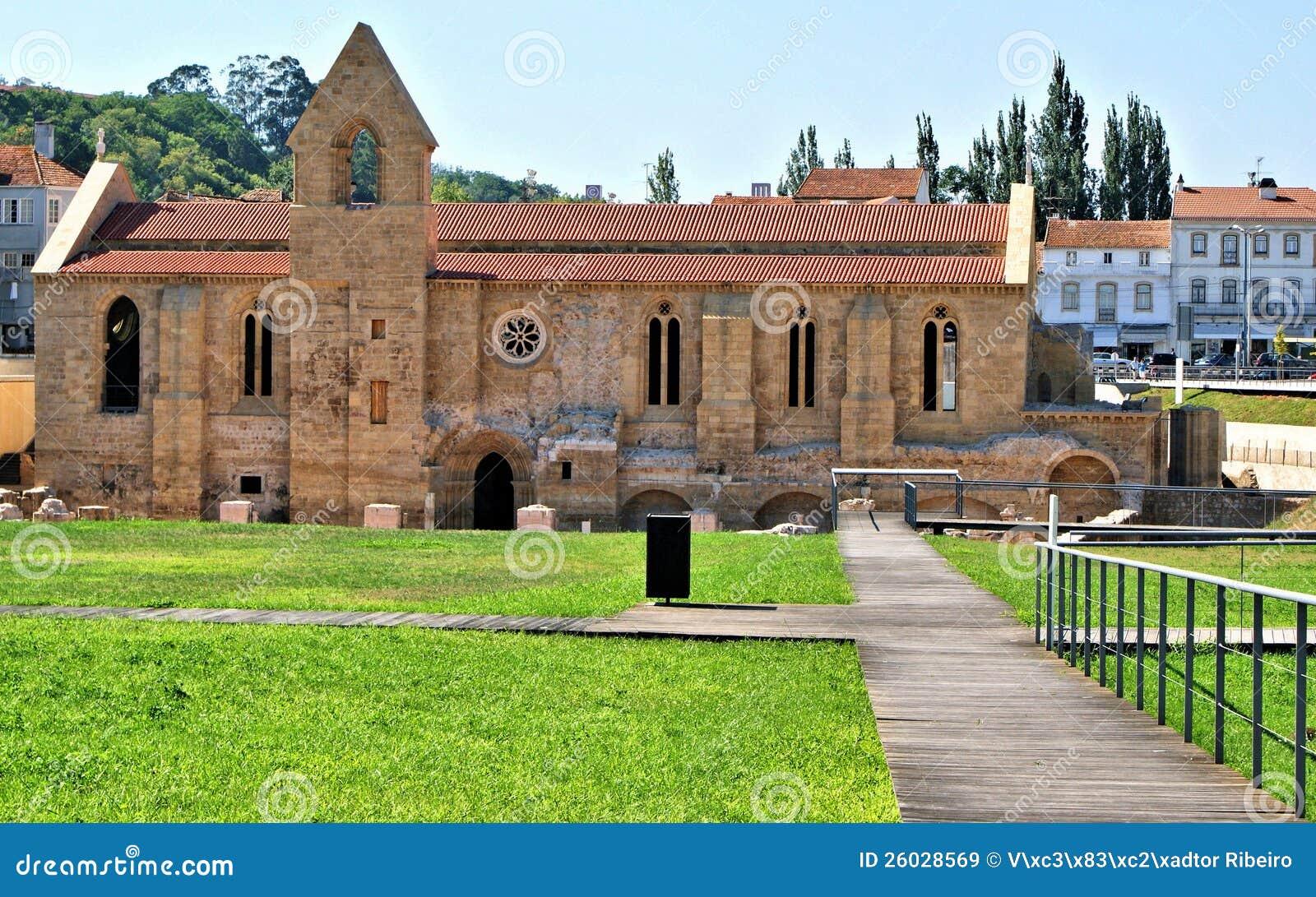 Monastery of Santa Clara Velha in Coimbra