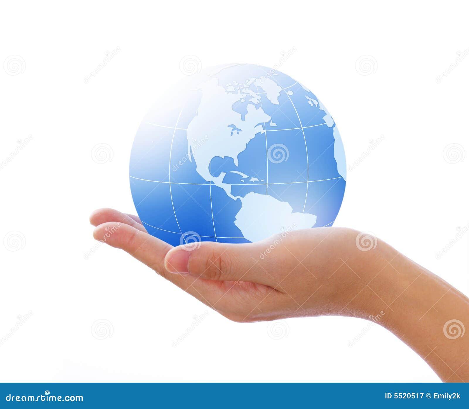 Monde à disposition
