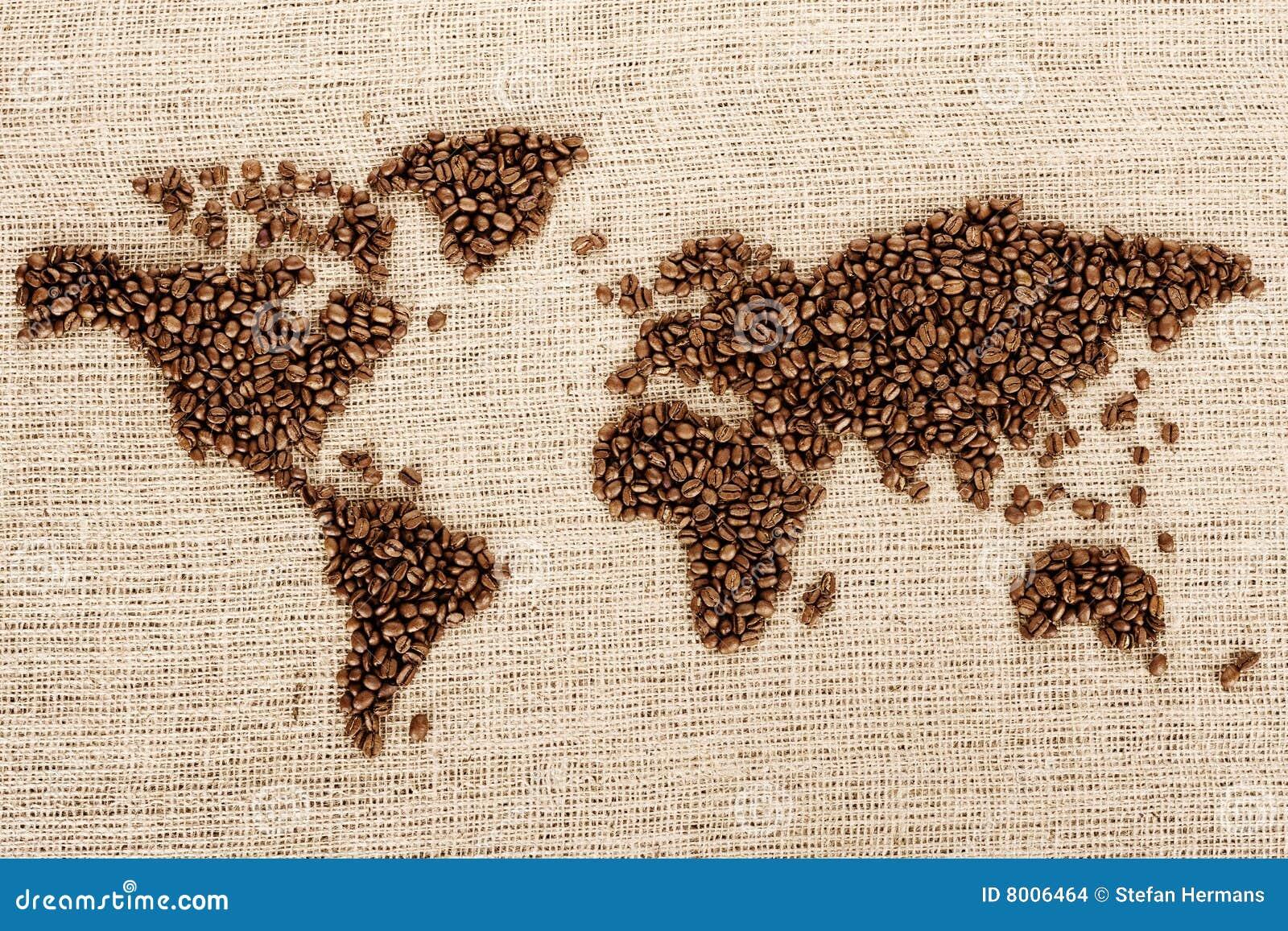 Monde de café