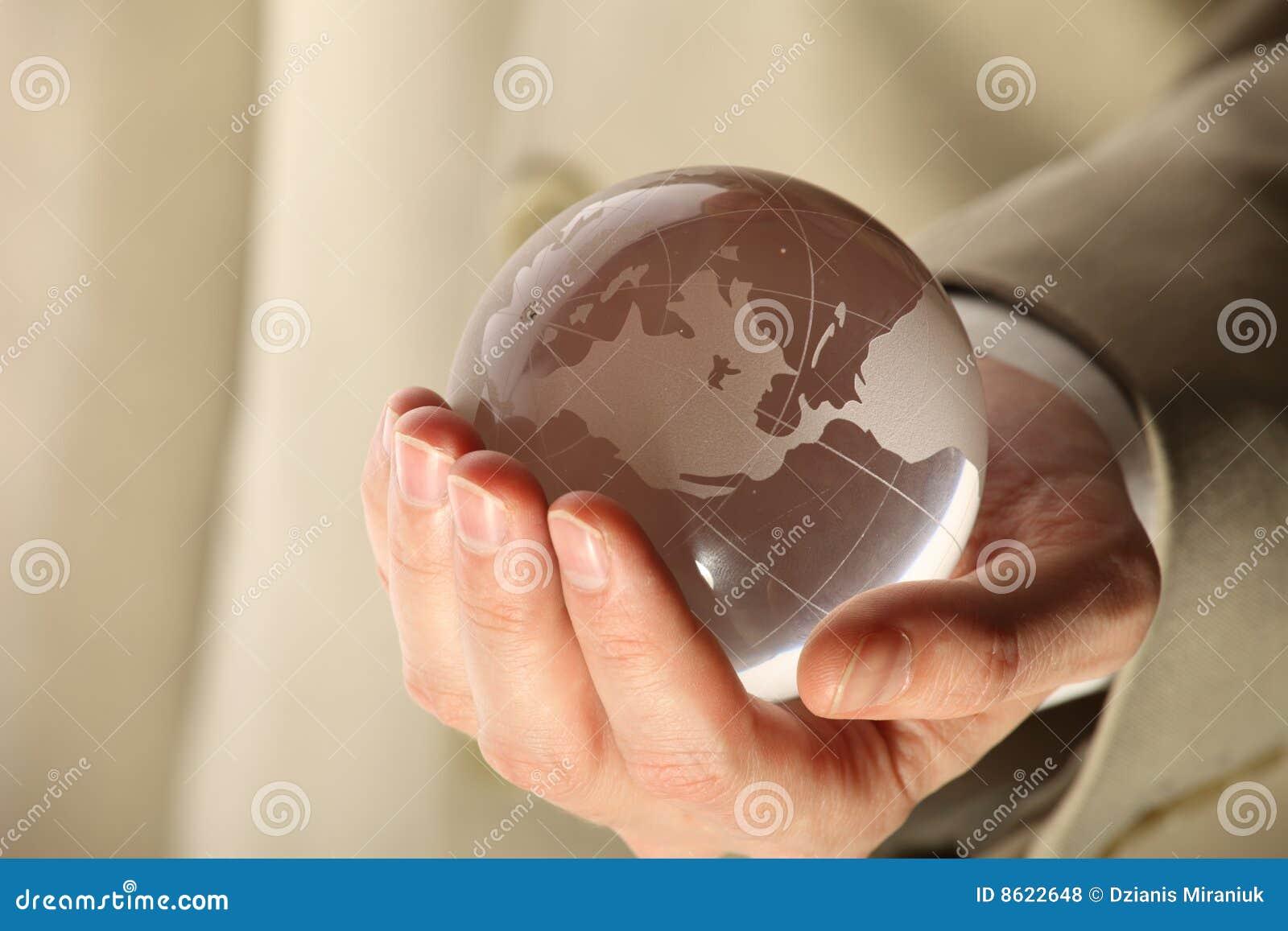 Monde de main
