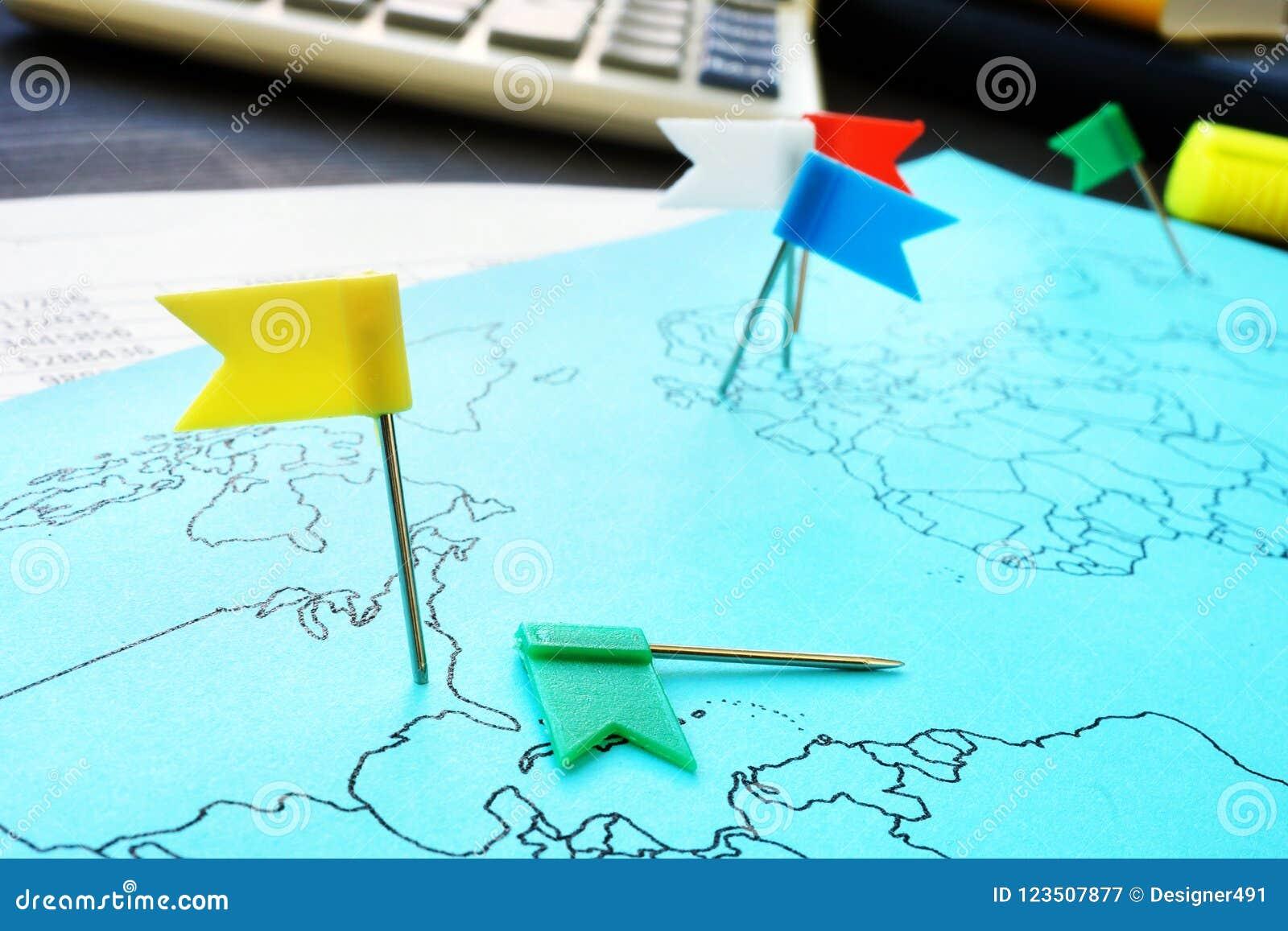Mondialisation et monde global Affaires internationales