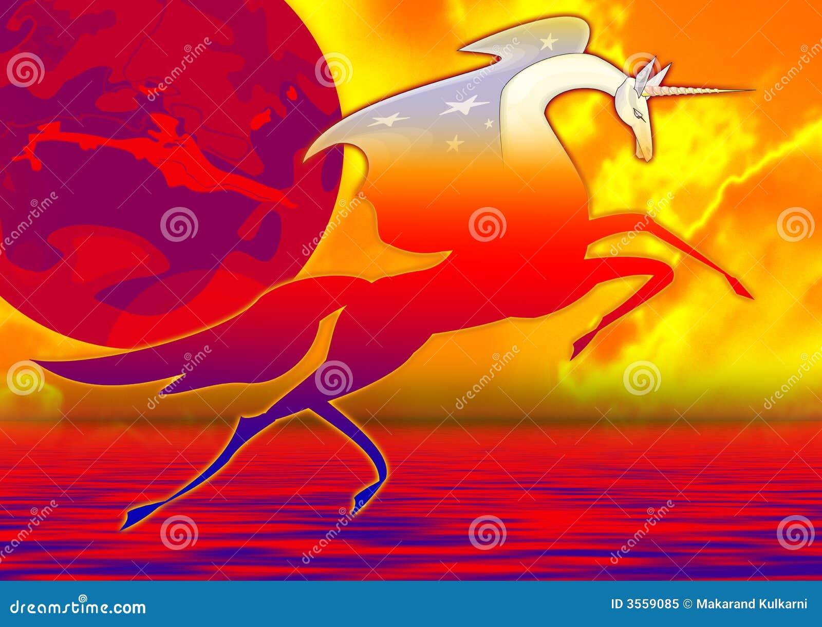 Mondo dell unicorno