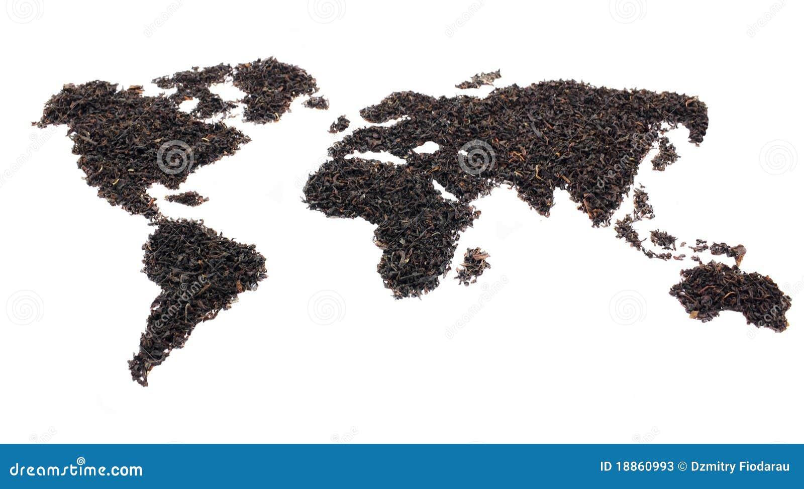Mondo di tè