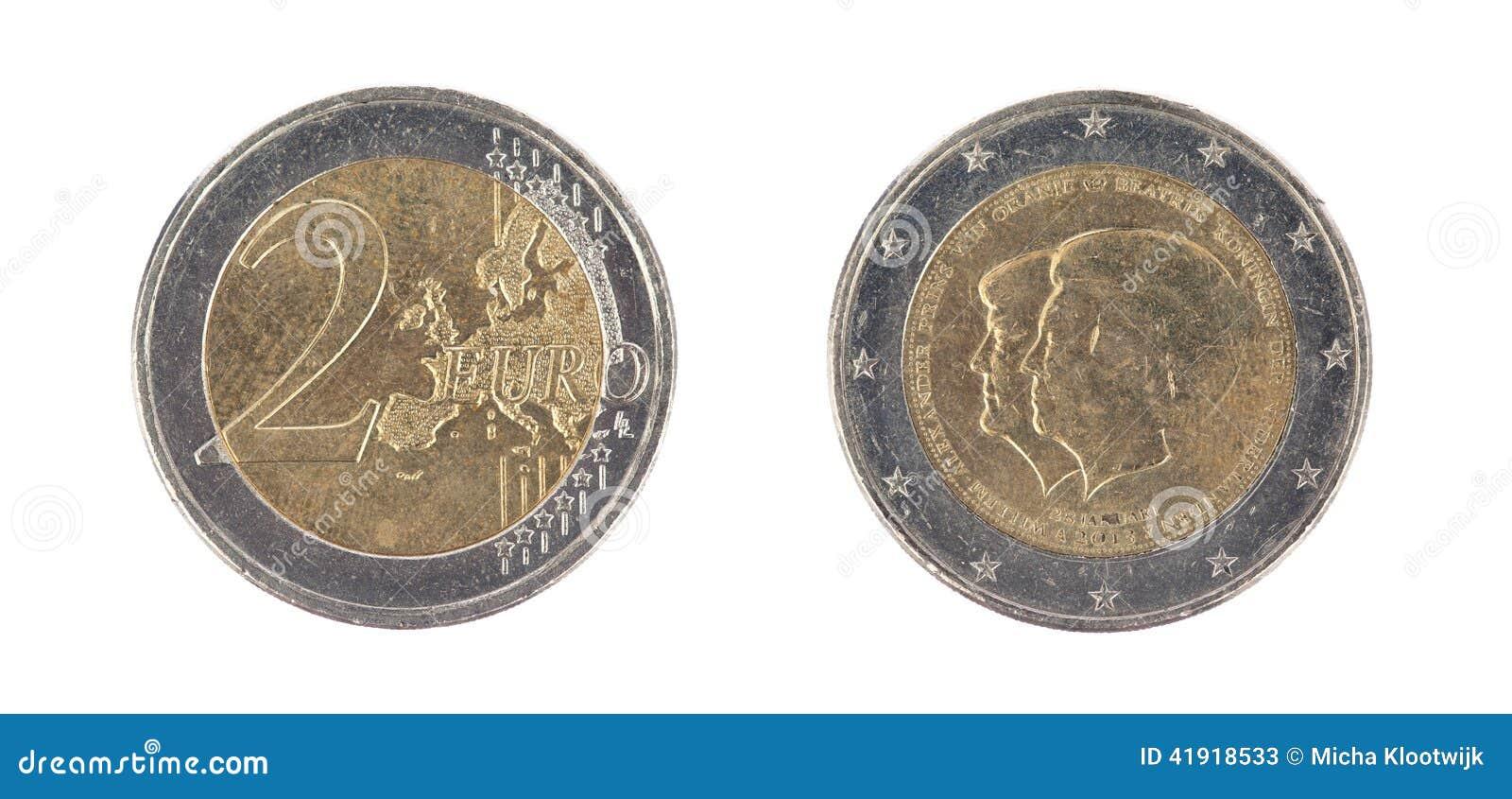 Moneda euro, euro 2