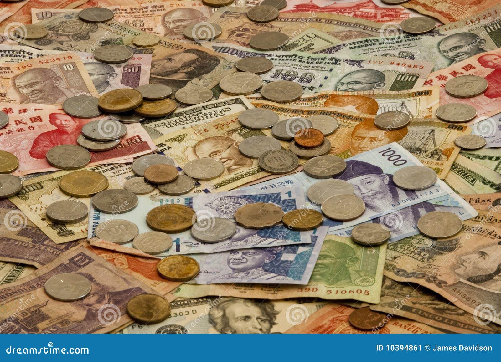 Moneda extranjera