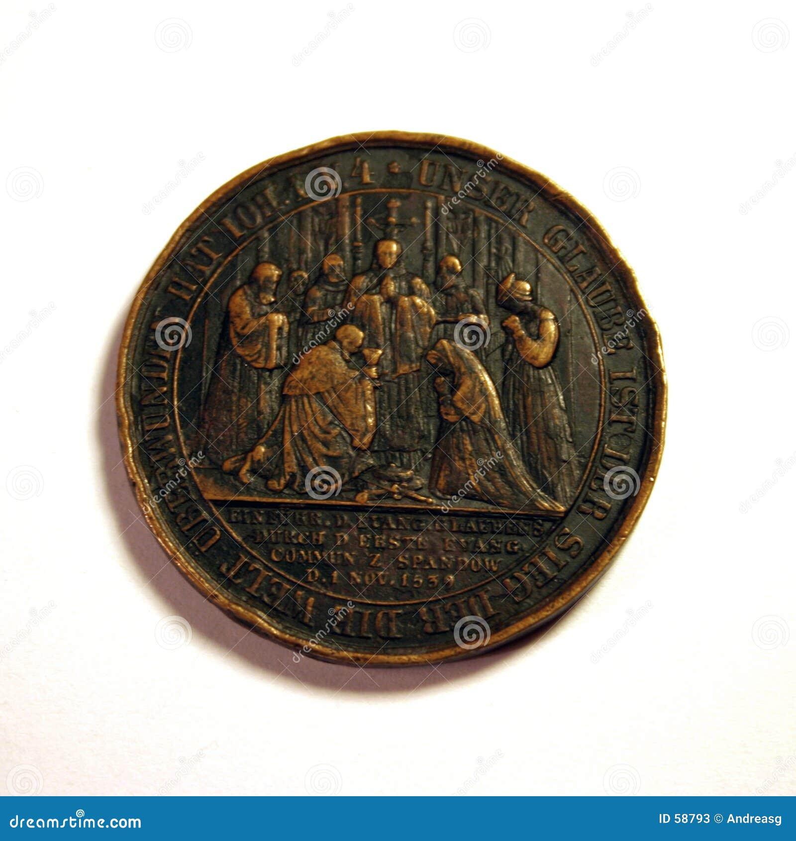 Moneda vieja 2