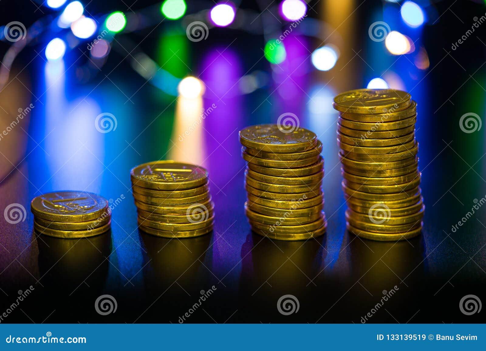 Monedas aisladas, oros