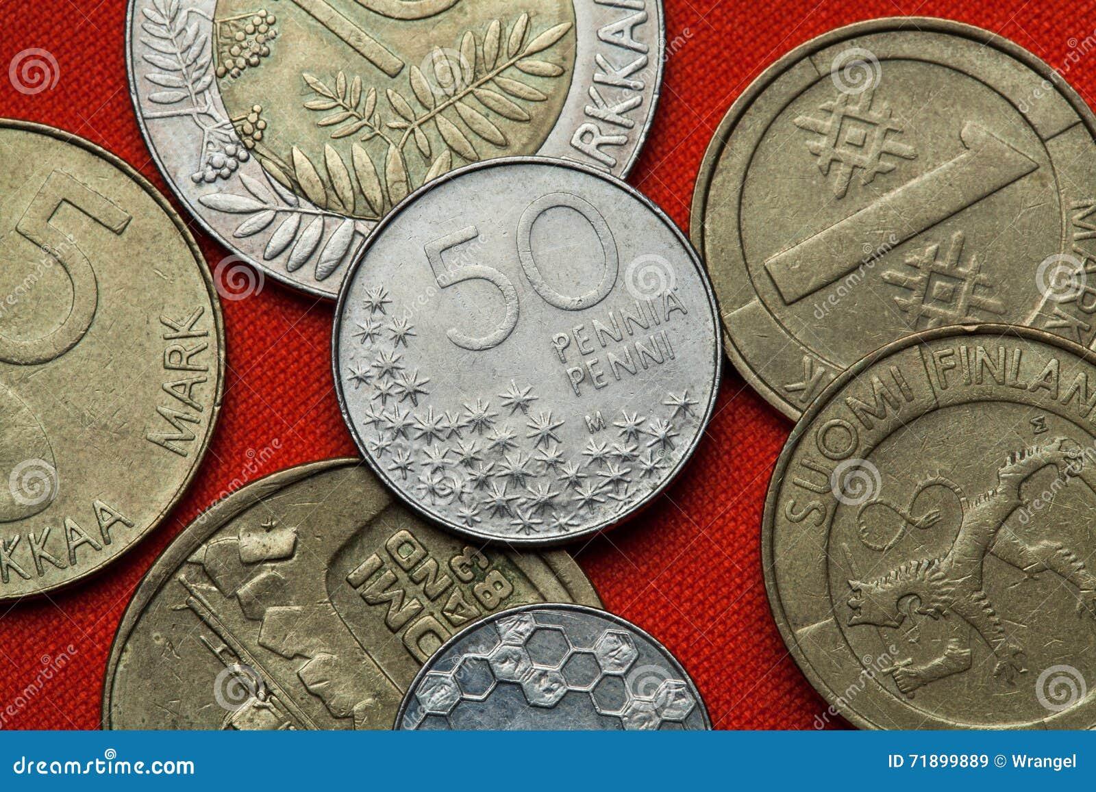 Monedas de Finlandia