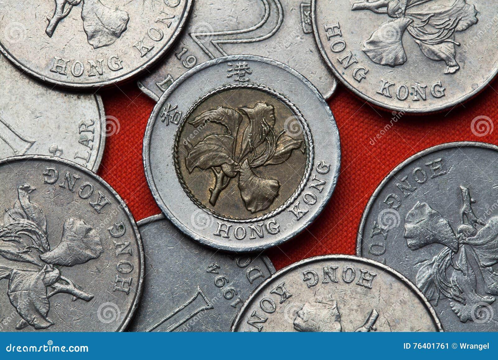 Monedas de Hong Kong
