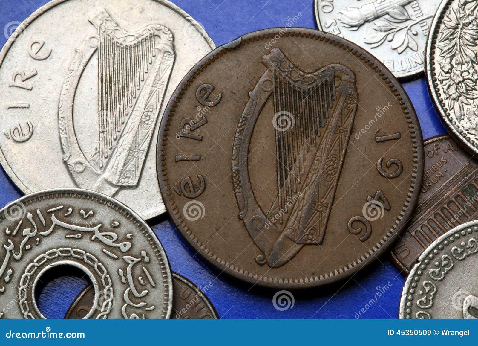 Monedas de Irlanda