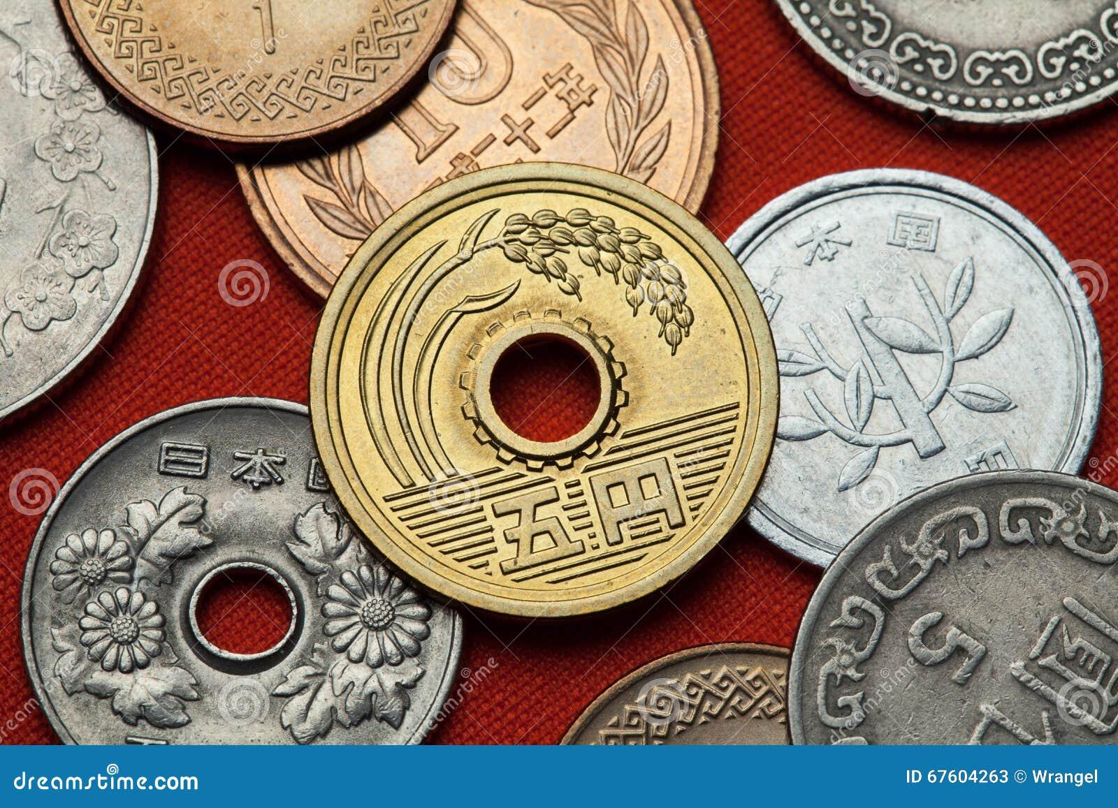 Monedas de Japón