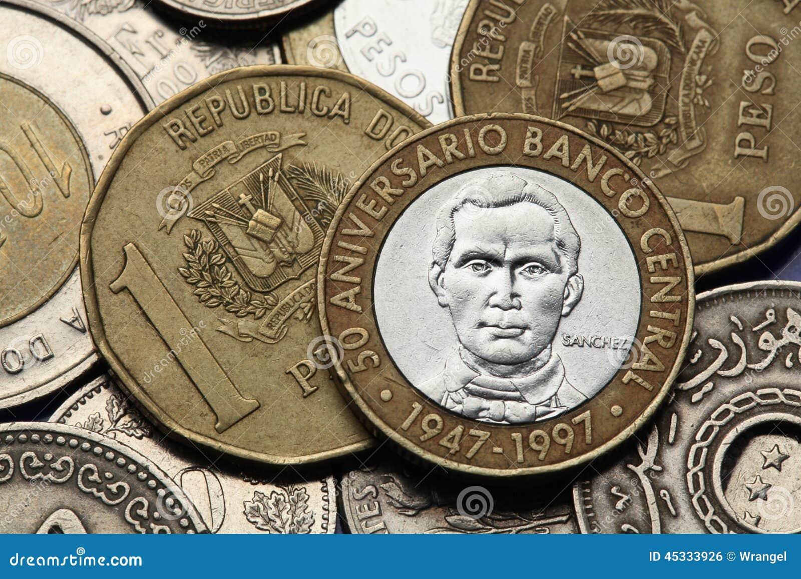 Monedas de la República Dominicana
