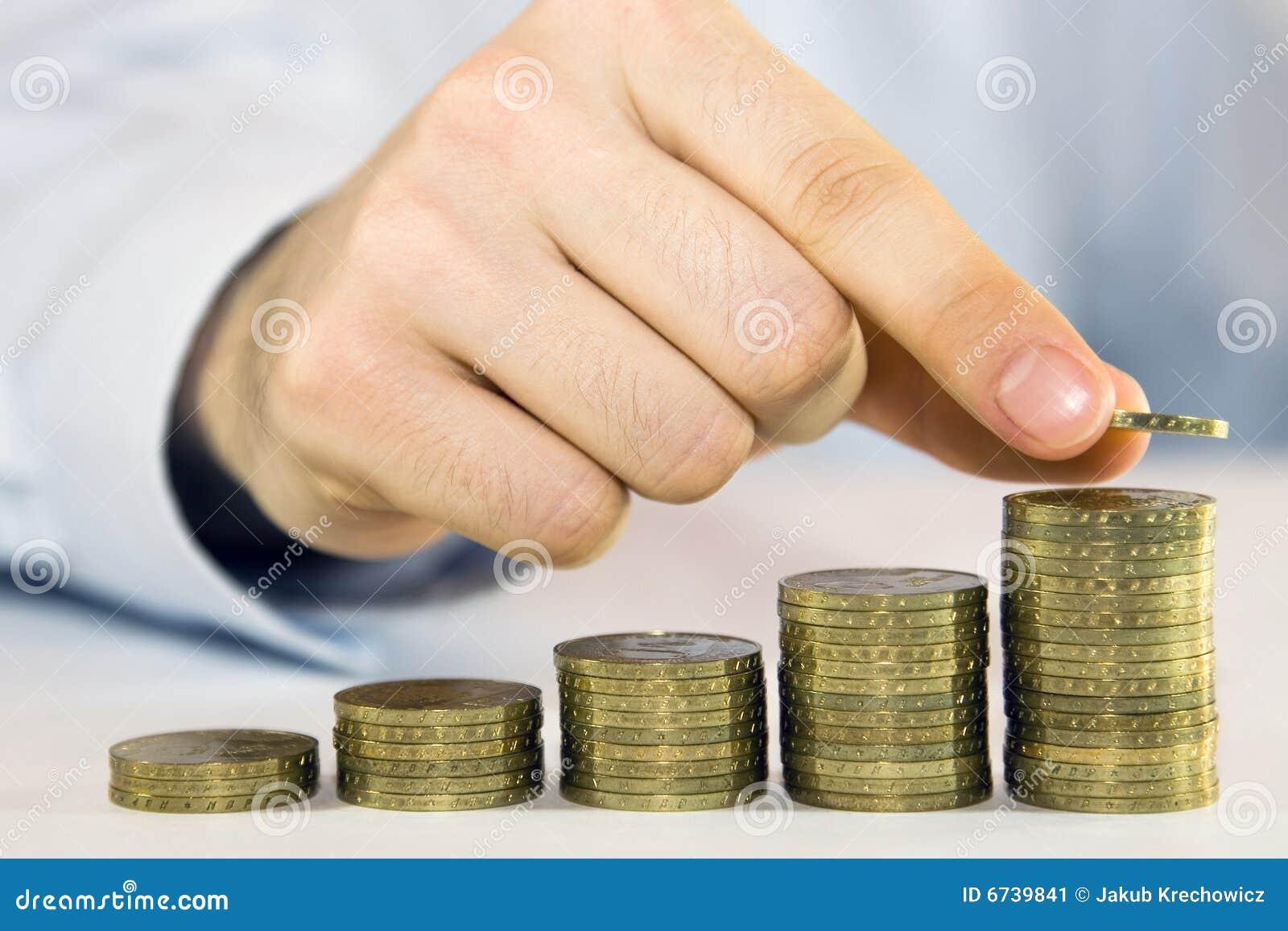Monedas de levantamiento