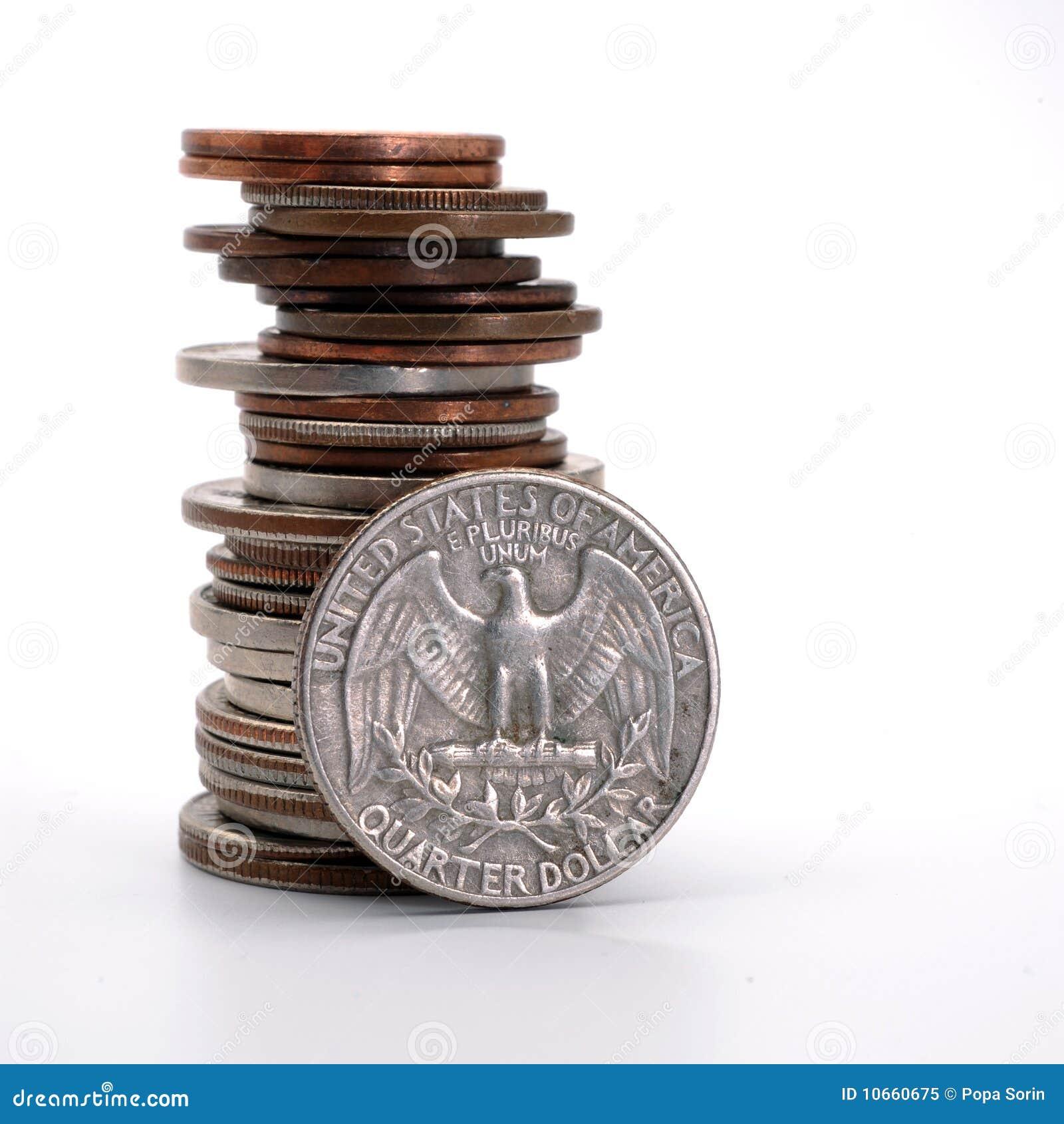Monedas de los E.E.U.U.