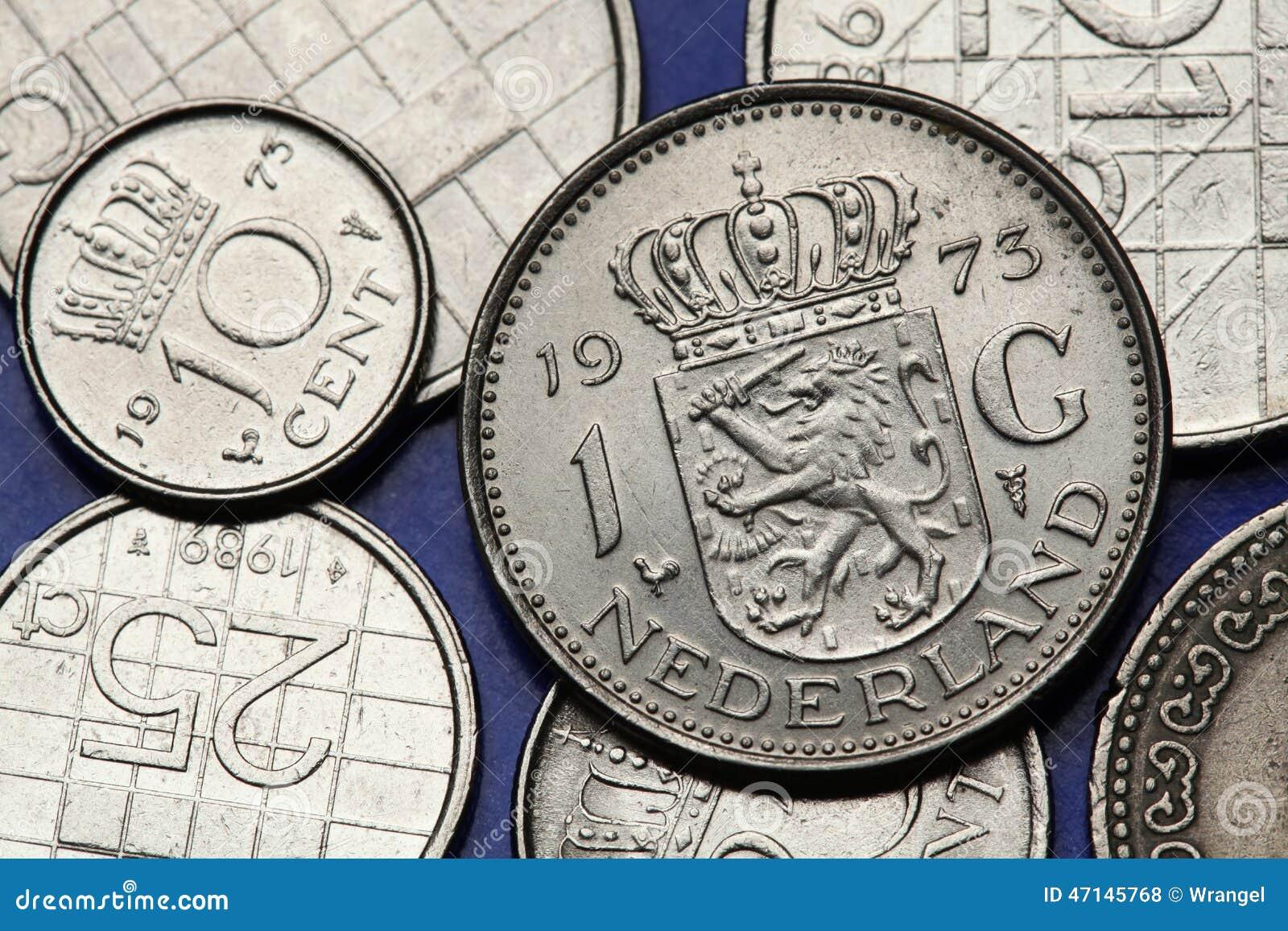 Monedas de los Países Bajos