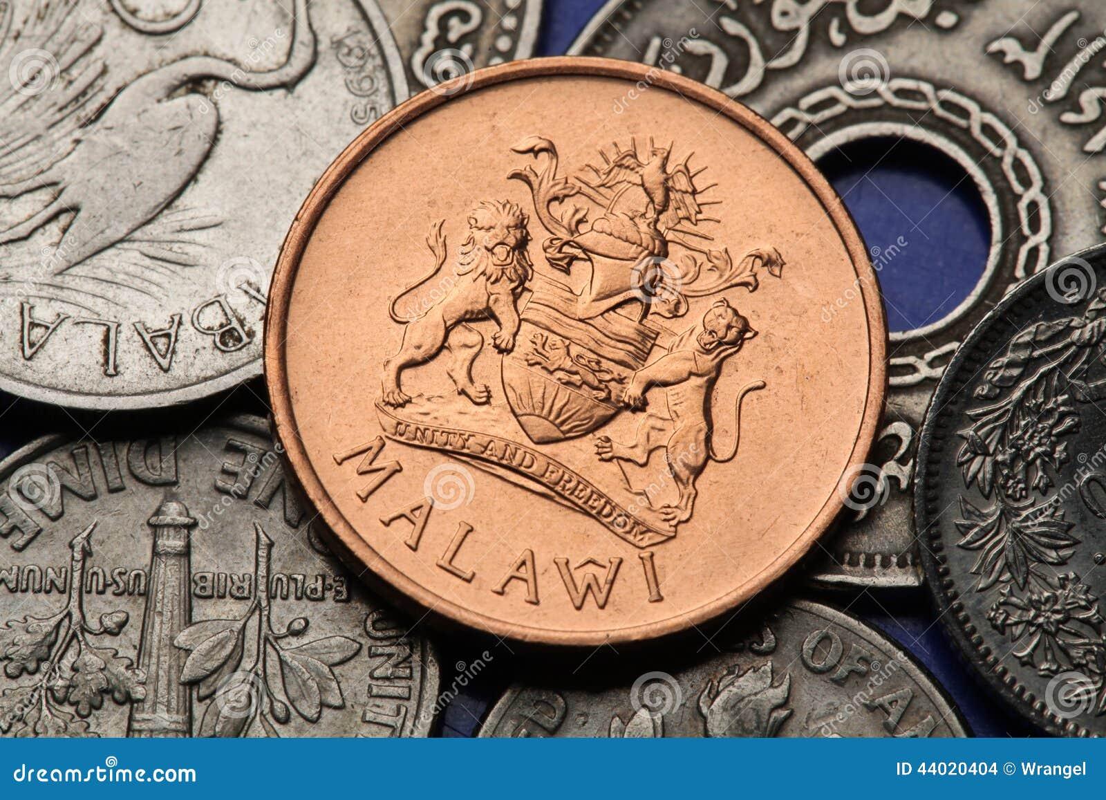 Monedas de Malawi