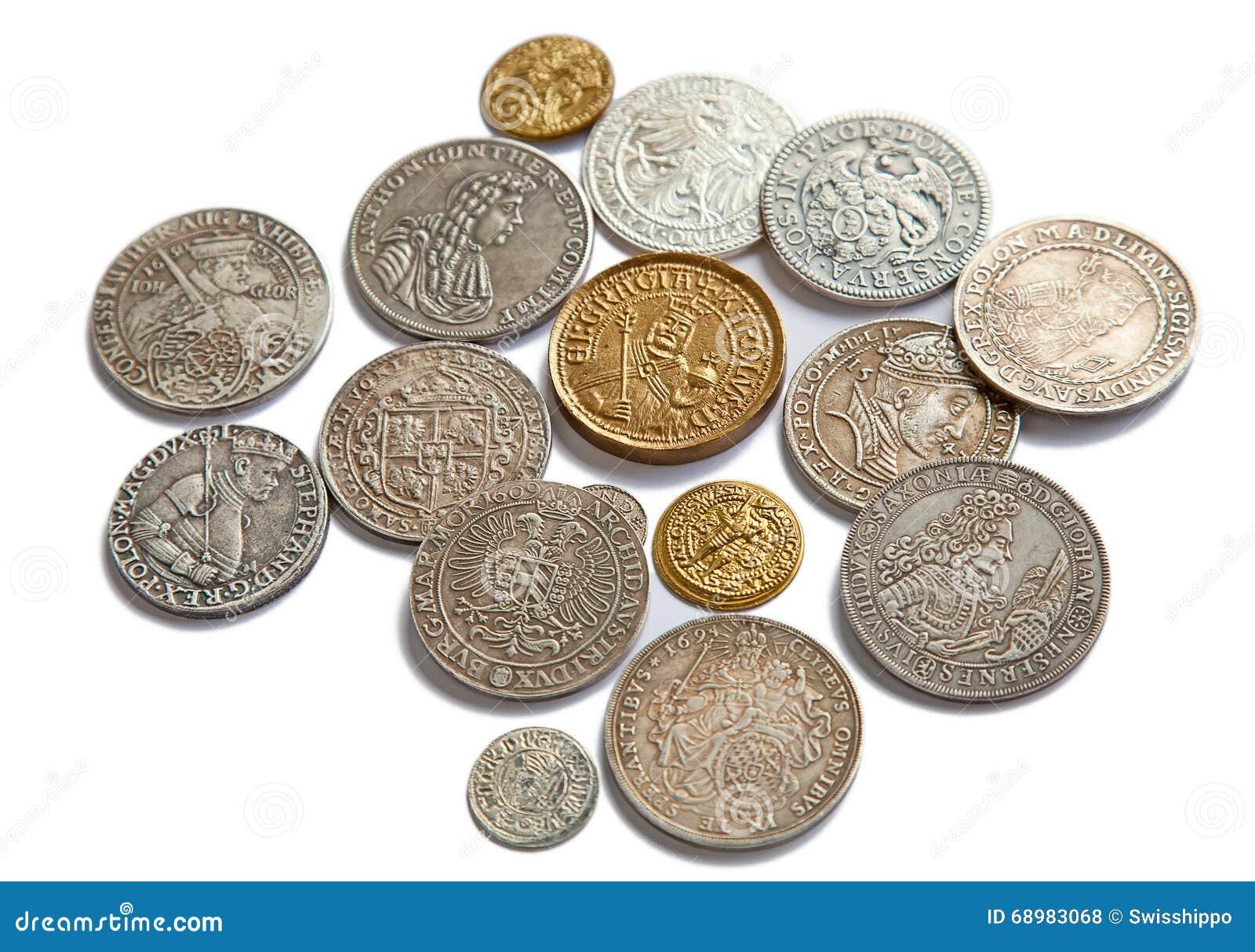 Monedas medievales