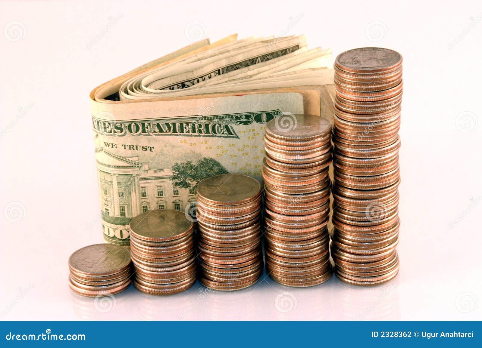 Monedas y efectivo
