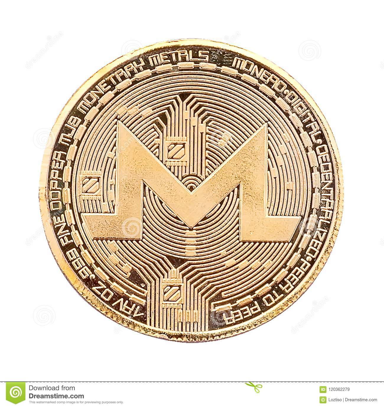 monero crypto currency stocks