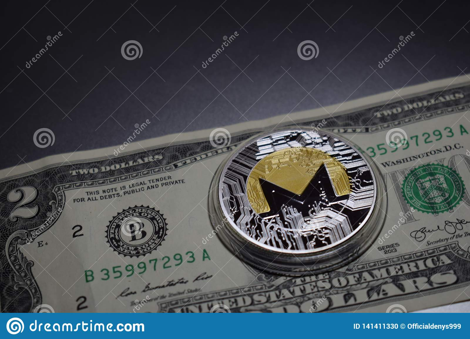 washington coin cryptocurrency