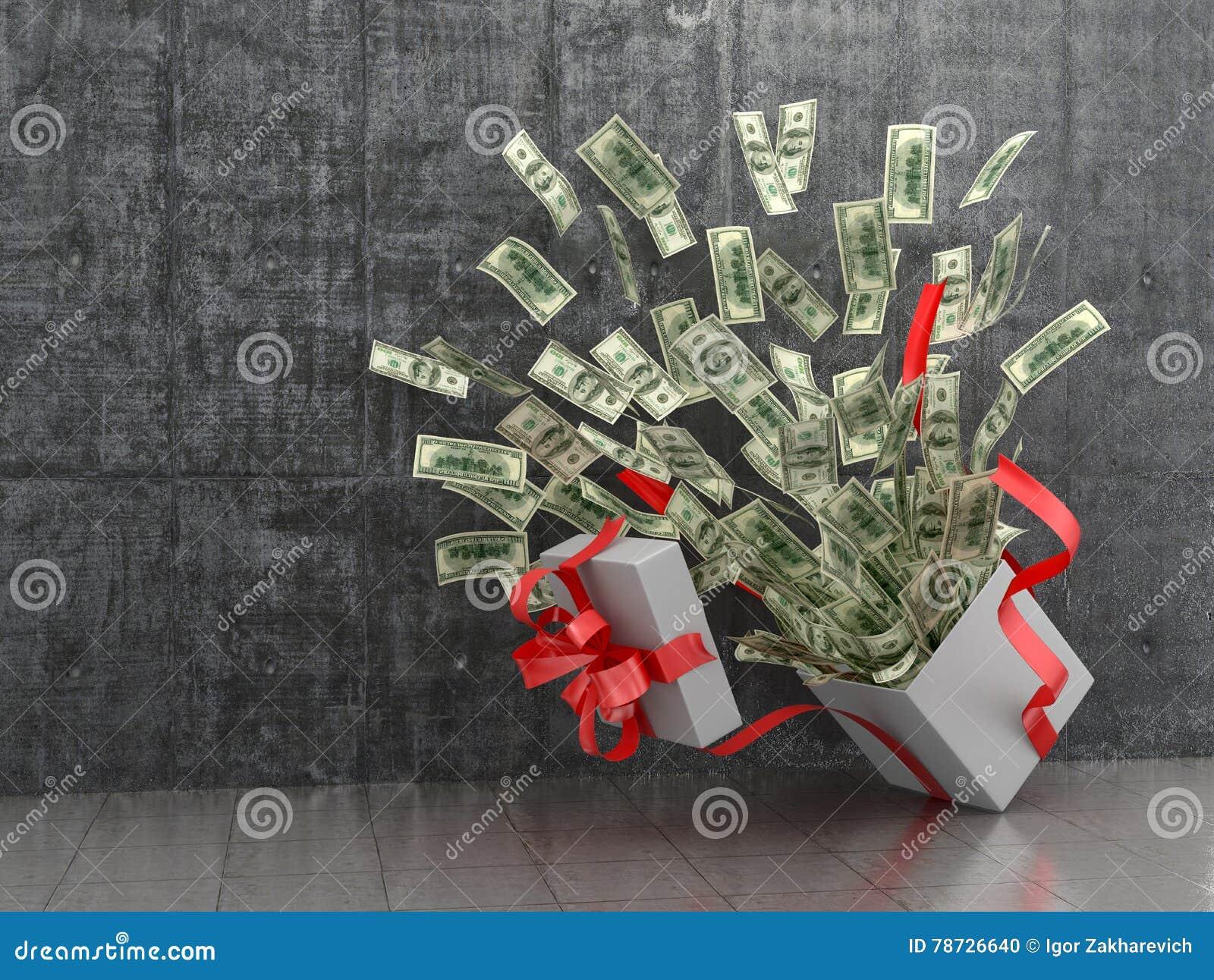 Monetärt begrepp En kontanta gåva eller pengar