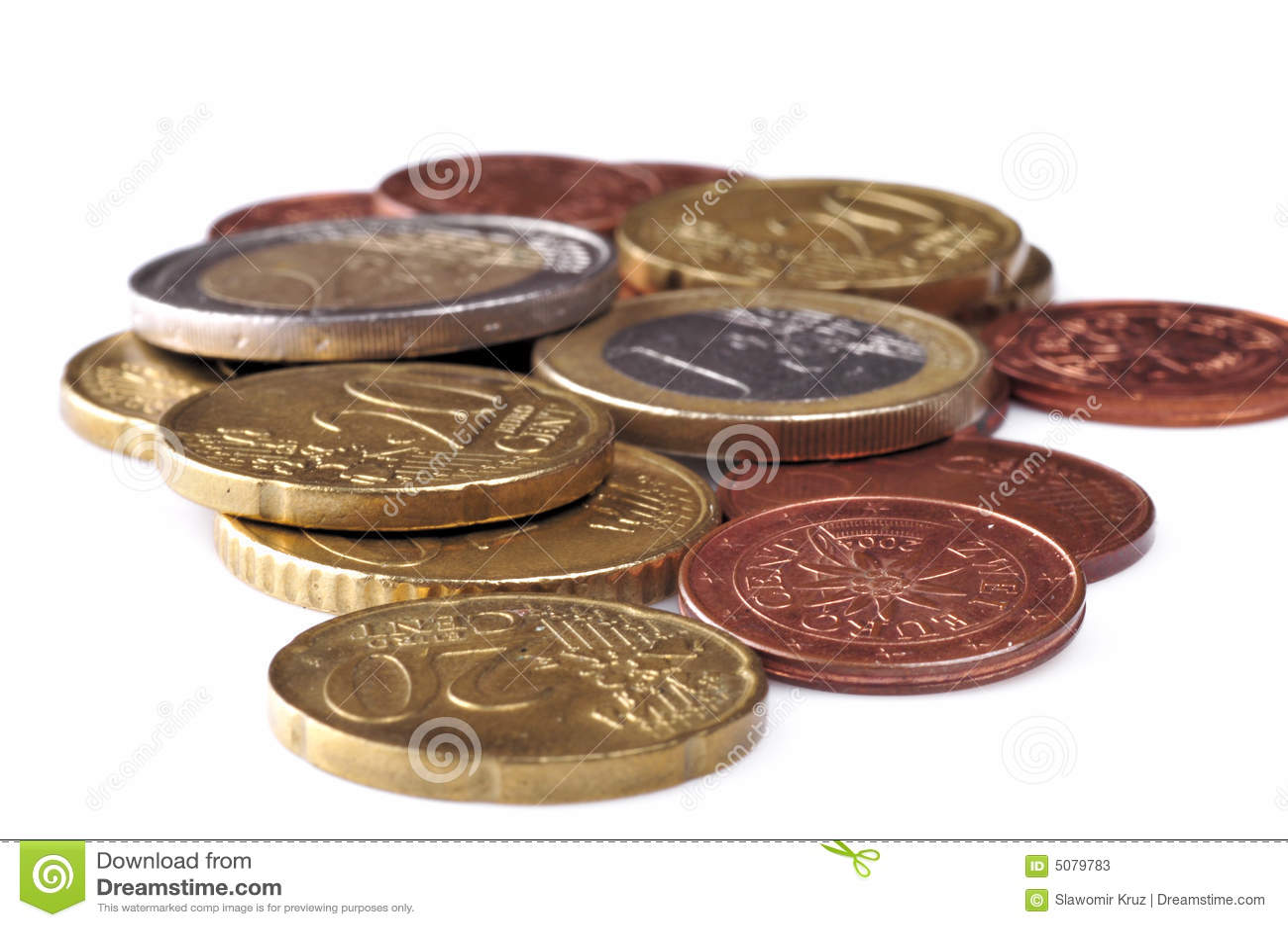 Monet euro