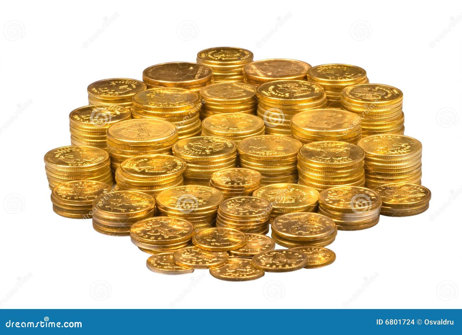 Monet złota grupa