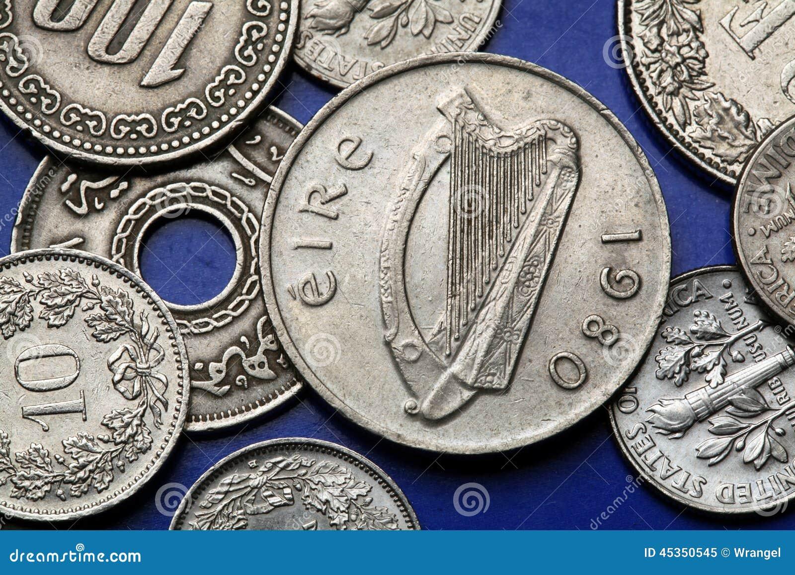 Monete dell Irlanda