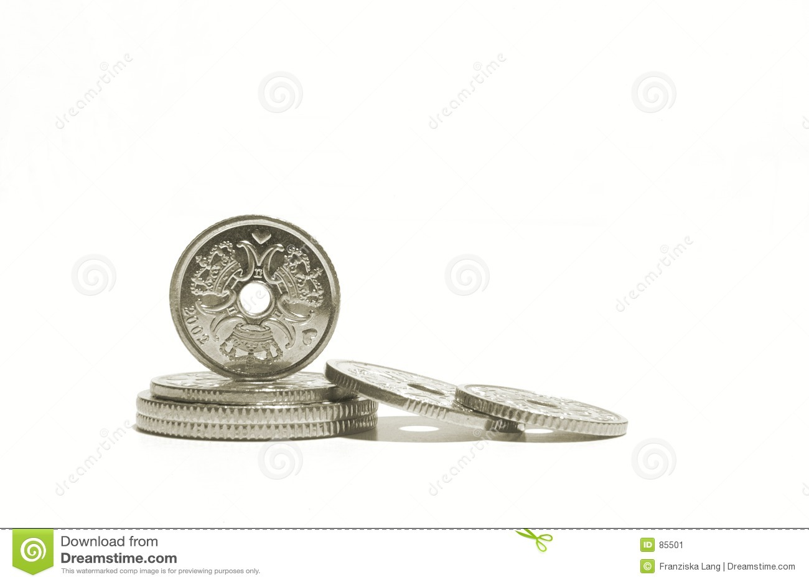 Monety duńskiej