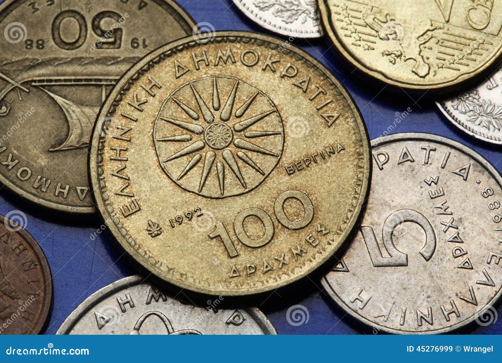 Monety Grecja