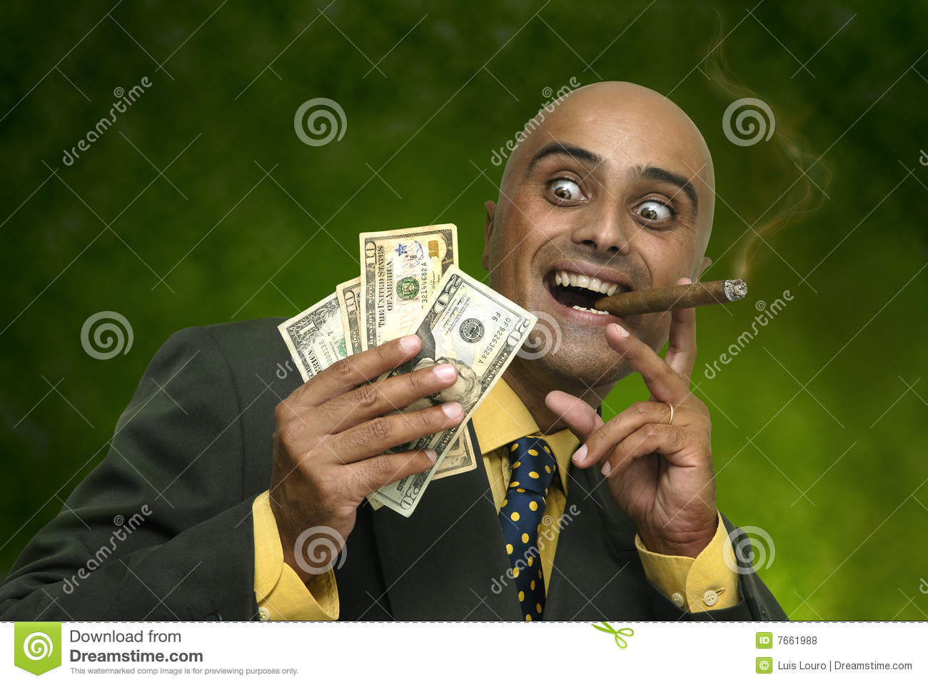 Download Money stock photo. Image of adult, cool, smile, handsome - 7661988