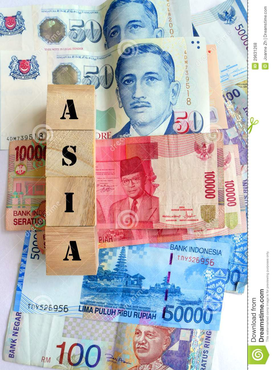 Money in asian currencies stock photo image of dollars 29631268 money in asian currencies biocorpaavc