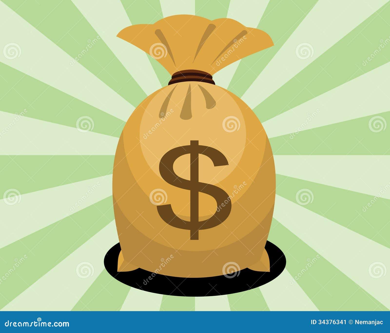 Showing picture violet gem big money dollar