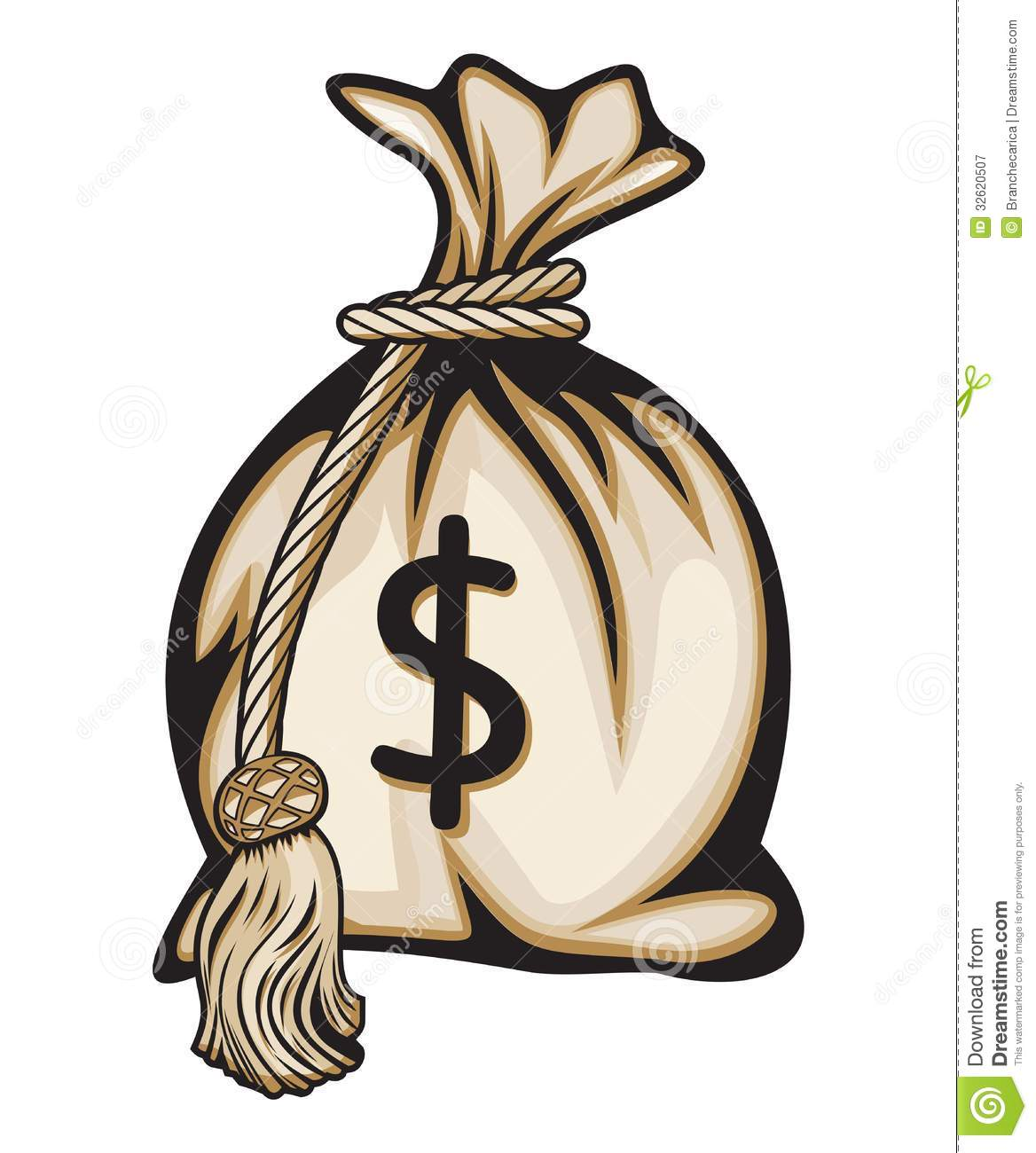 Money Sack Clipart