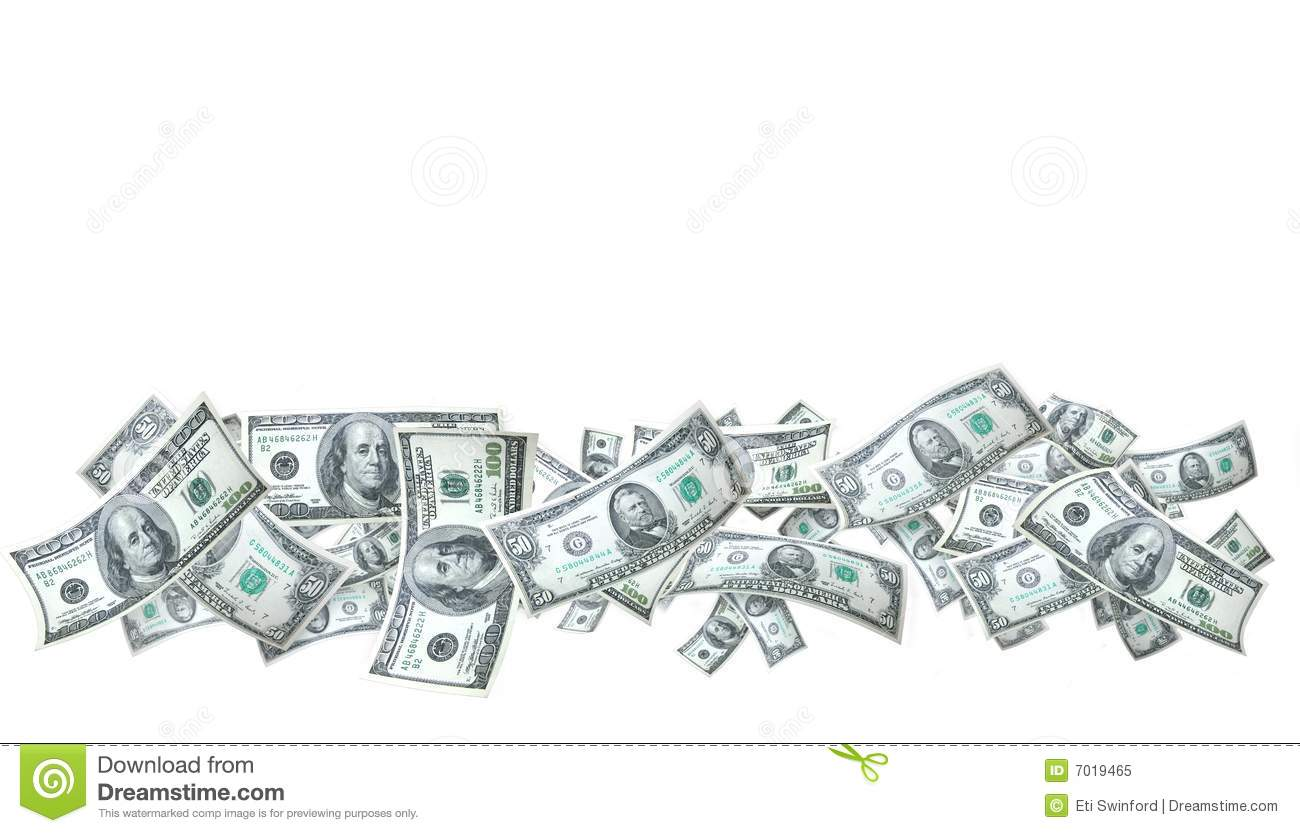 Money Banner Royalty Free Stock Photo Image 7019465