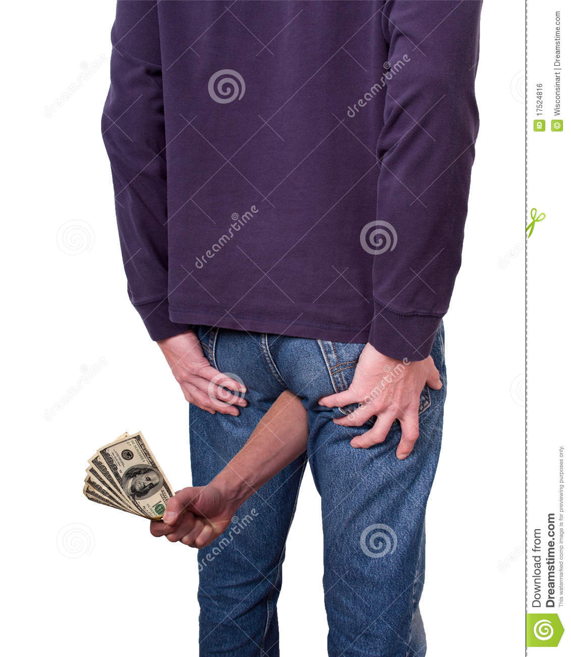 Money Coming Out Of Your Butt, Funny
