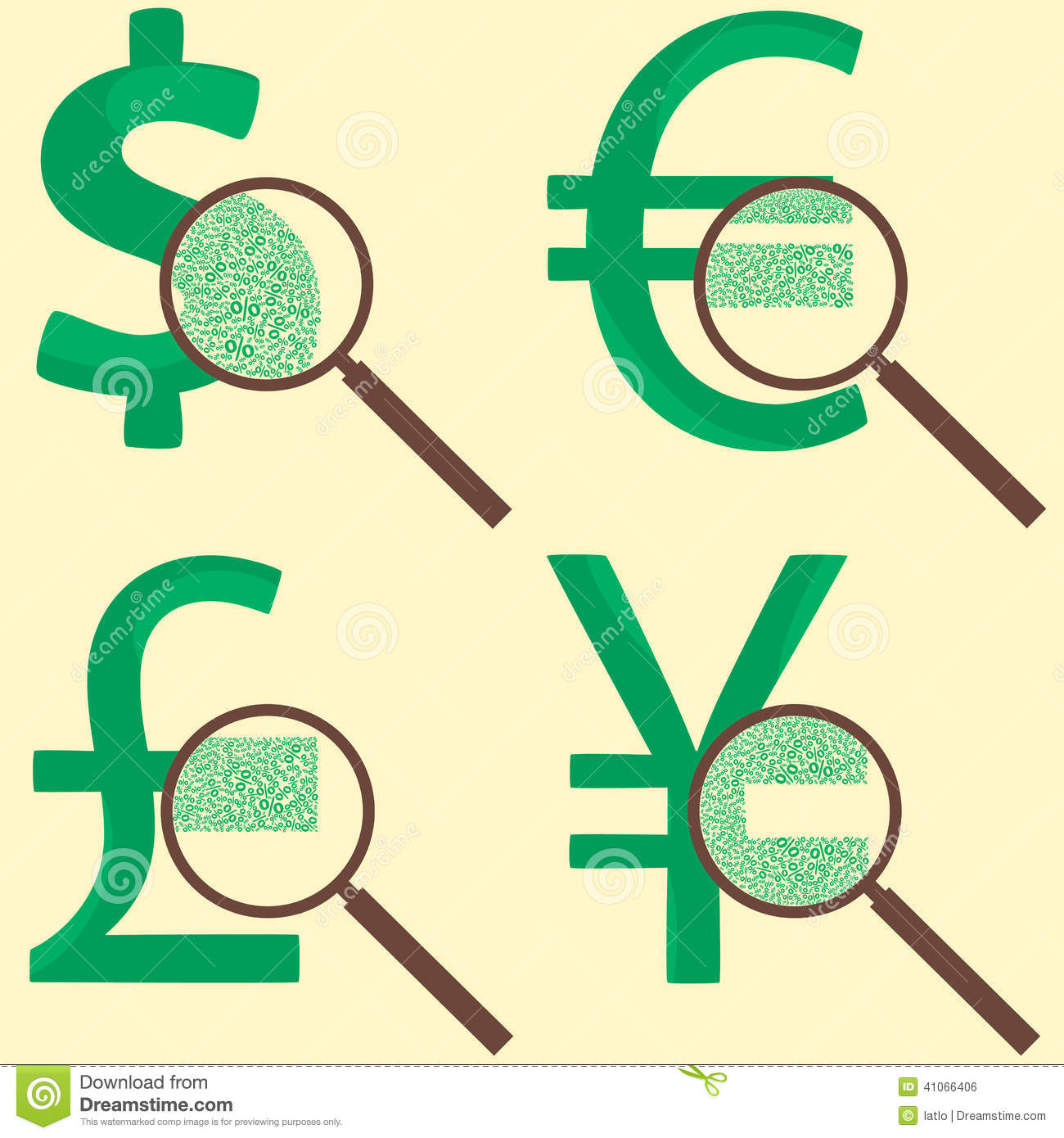 Money concept with world currency stock vector illustration of money concept with world currency buycottarizona Gallery